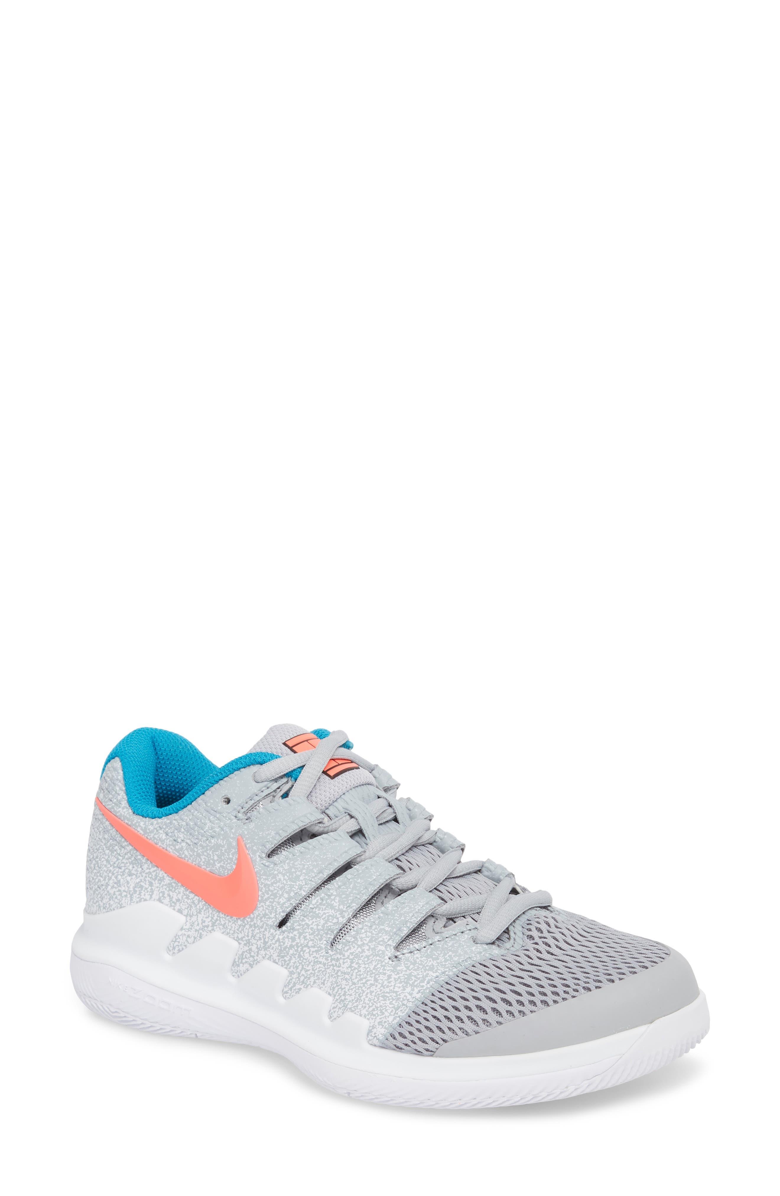 Air Zoom Vapor X Tennis Shoe,                             Main thumbnail 1, color,
