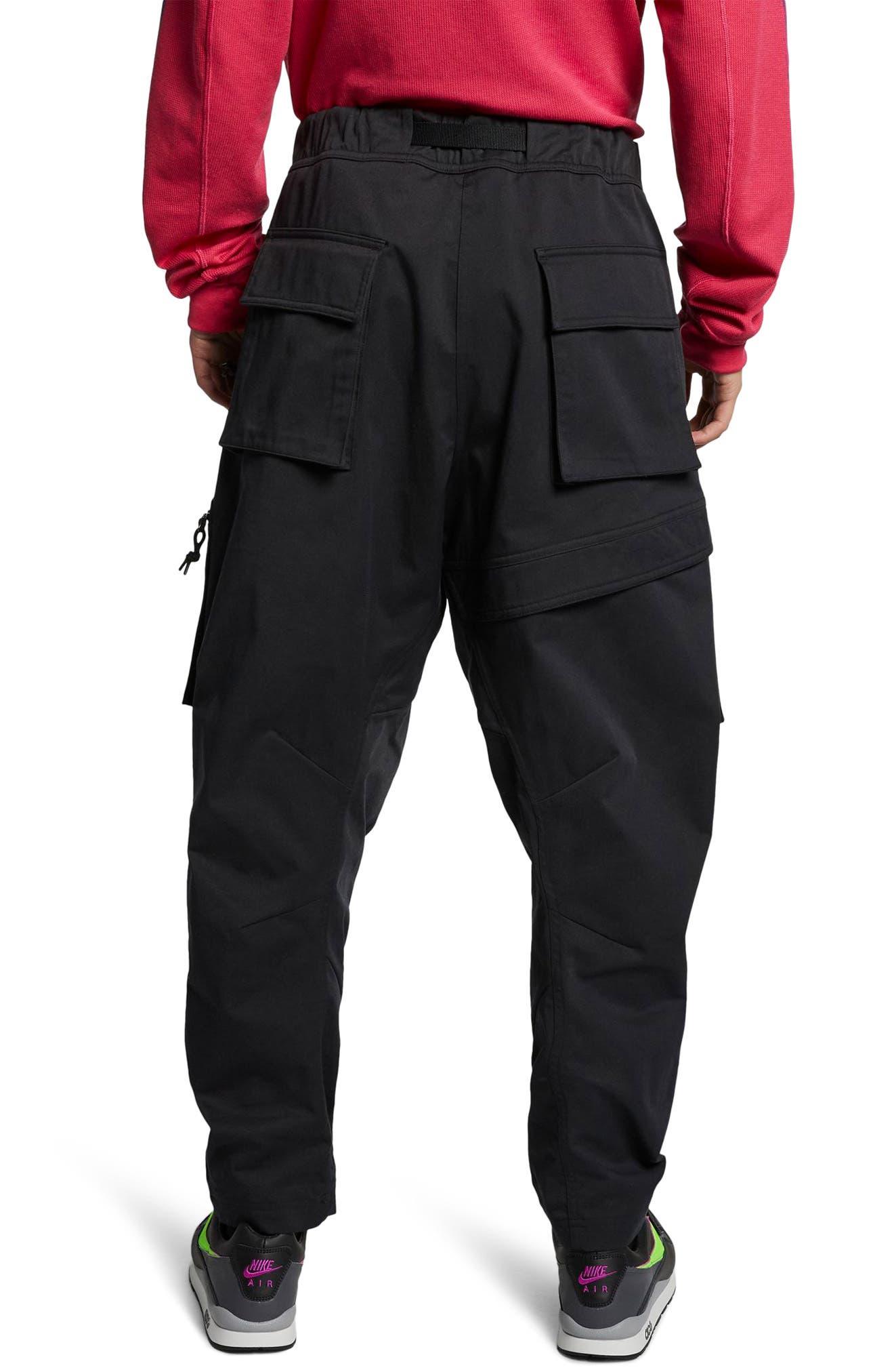 ACG Men's Cargo Pants,                             Alternate thumbnail 2, color,                             BLACK