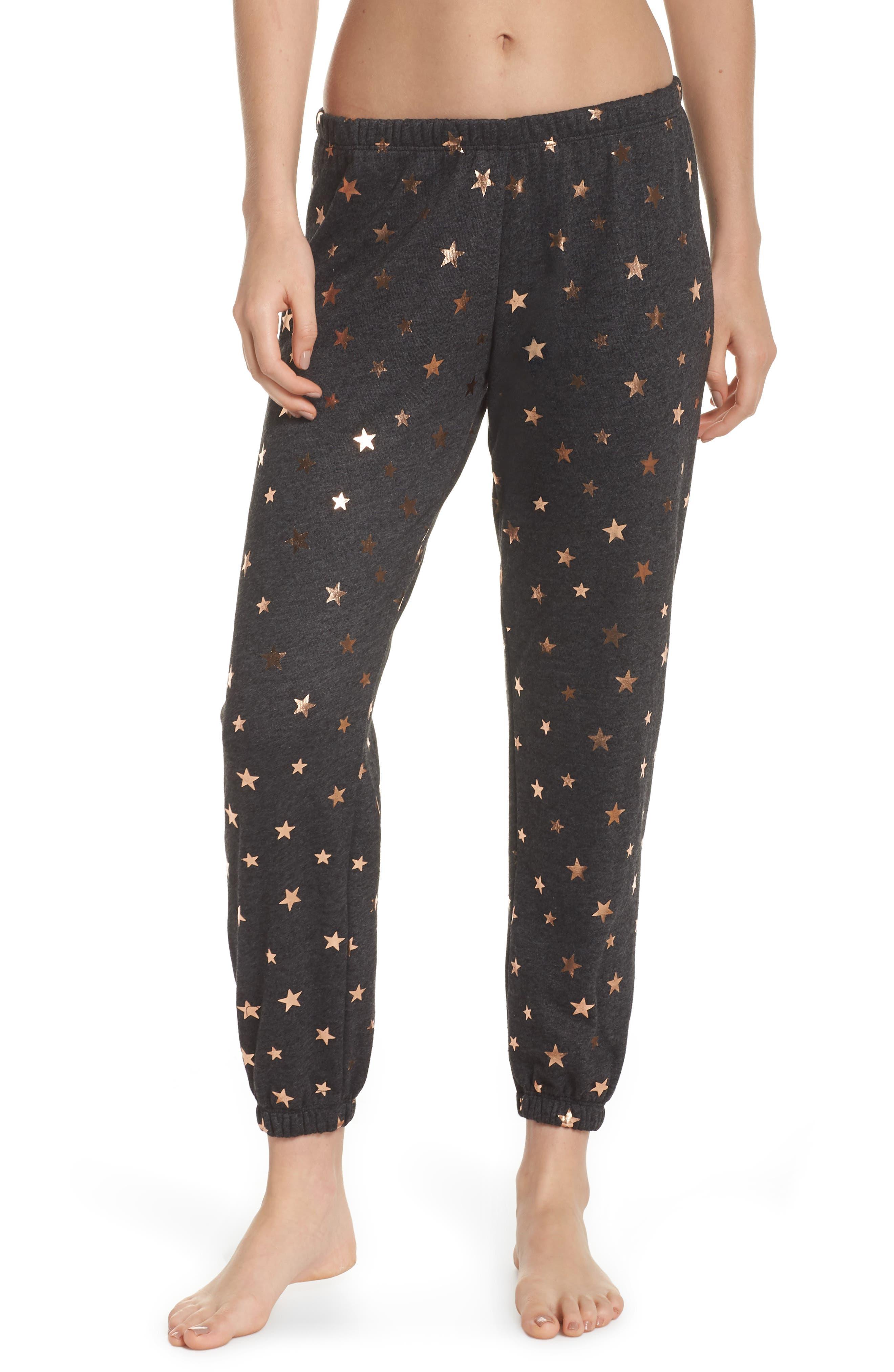 Stars Perfect Knit Pants,                             Main thumbnail 1, color,                             003