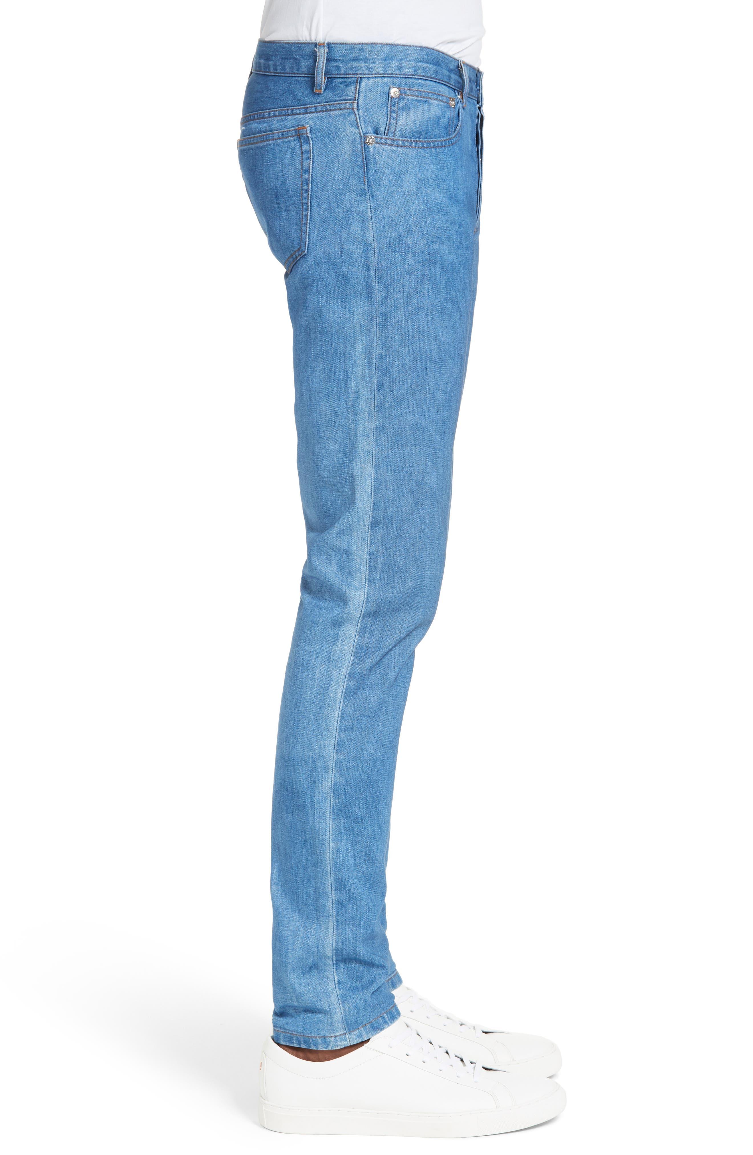 Petit New Standard Slim Fit Jeans,                             Alternate thumbnail 2, color,                             461