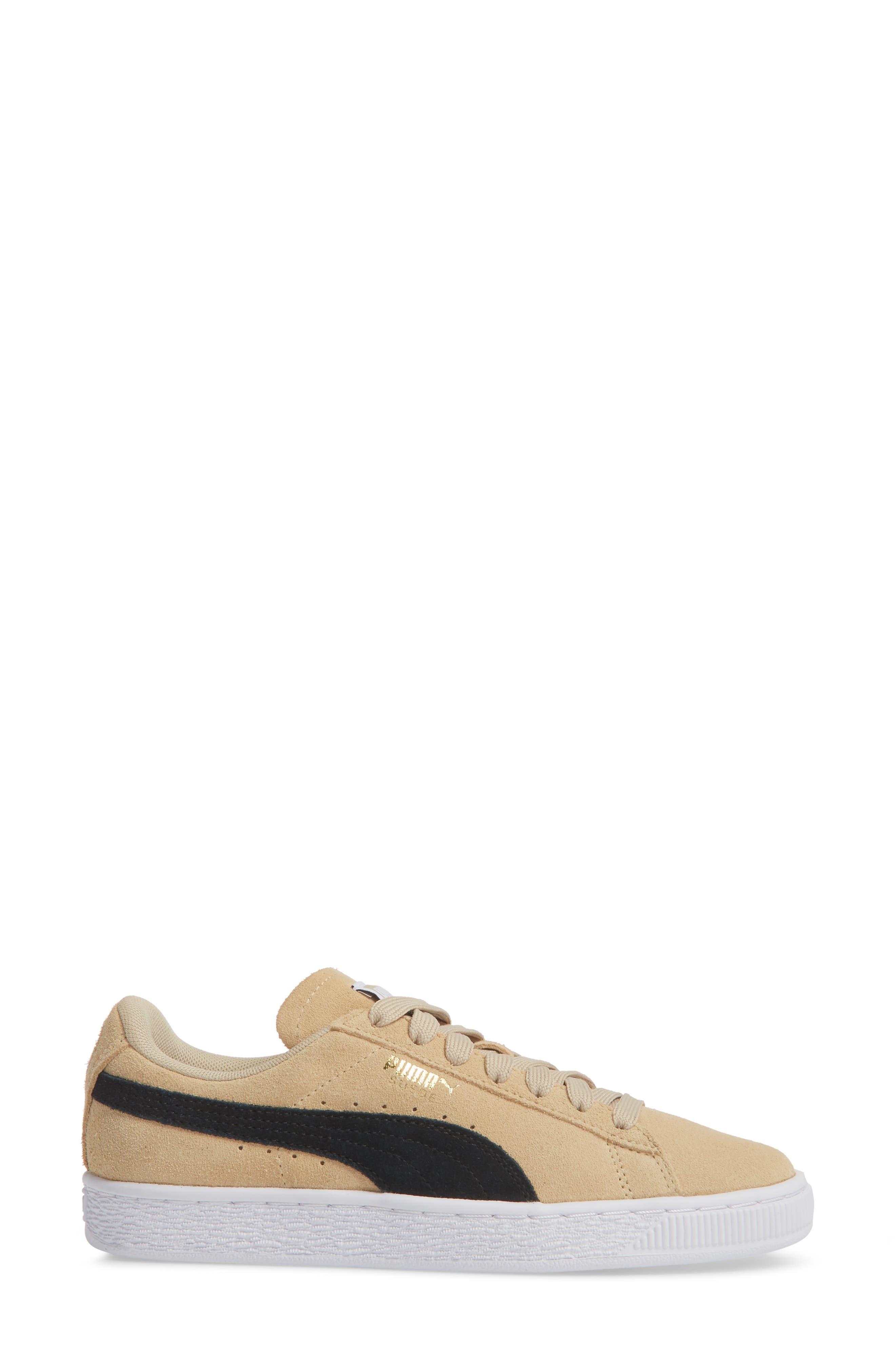 Suede Sneaker,                             Alternate thumbnail 58, color,