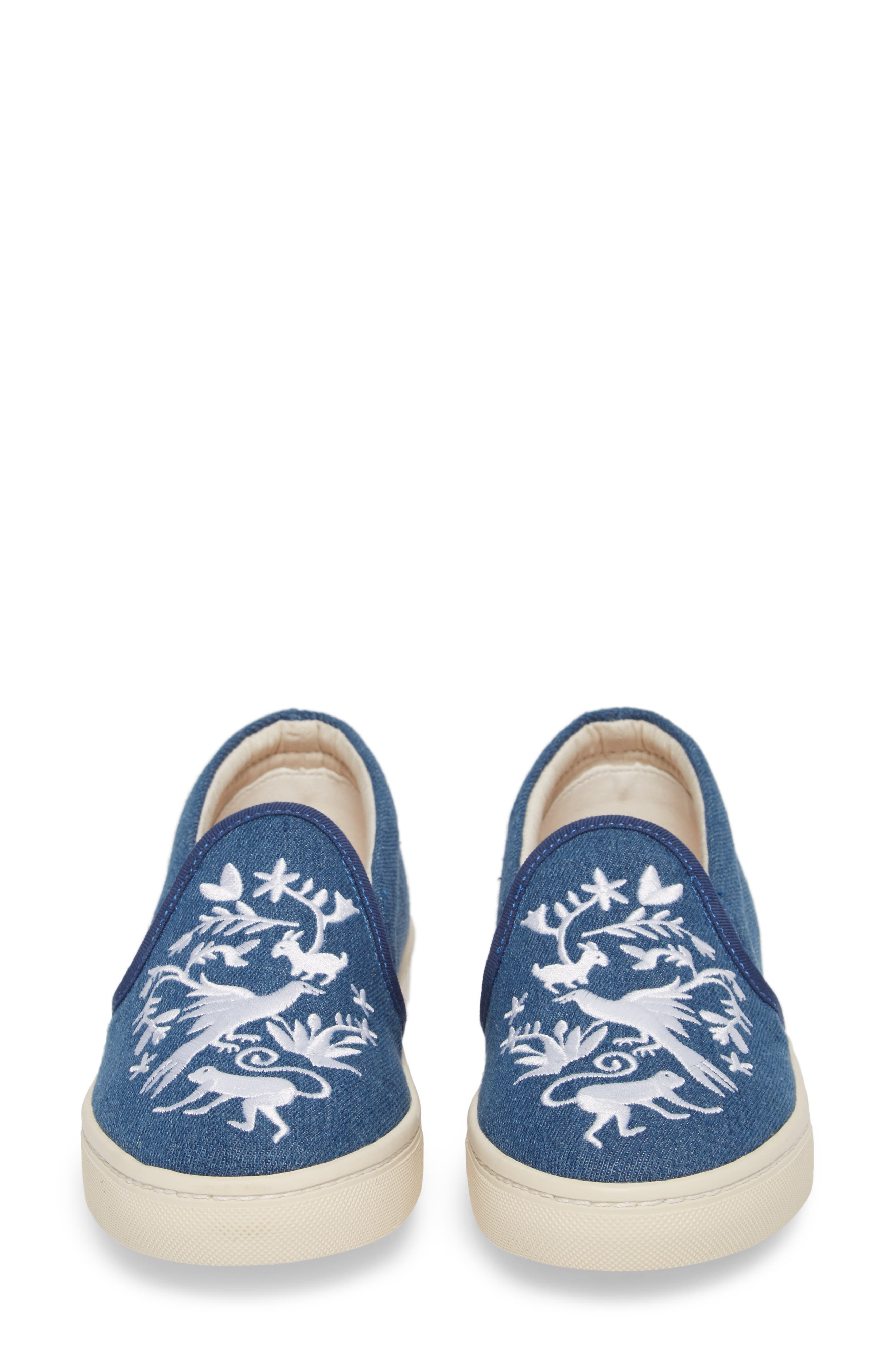 Otomi Slip-On Sneaker,                             Alternate thumbnail 4, color,                             426