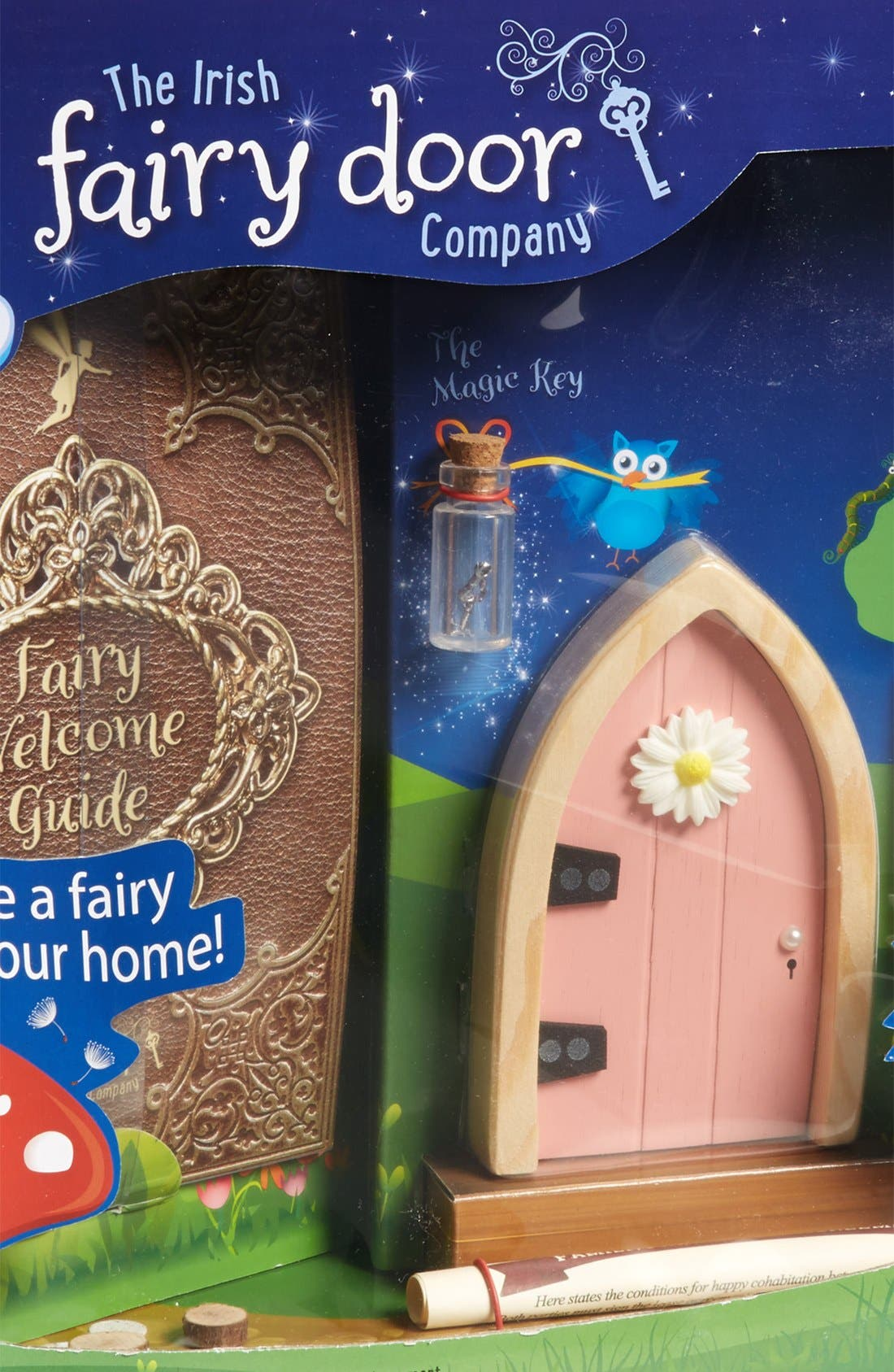 Irish Fairy Door,                             Alternate thumbnail 2, color,                             650