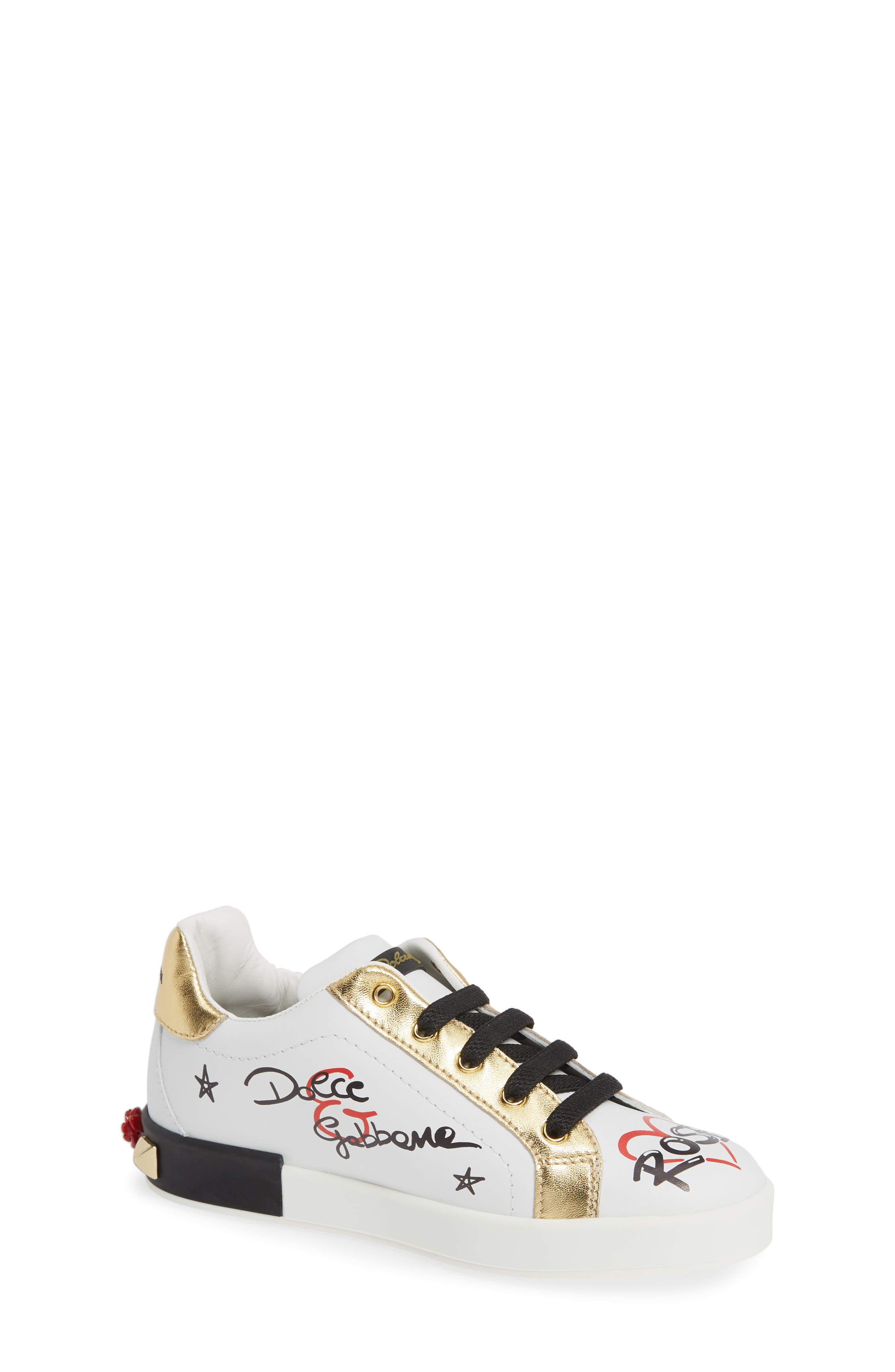Amore Low Top Sneaker,                             Alternate thumbnail 7, color,                             WHITE