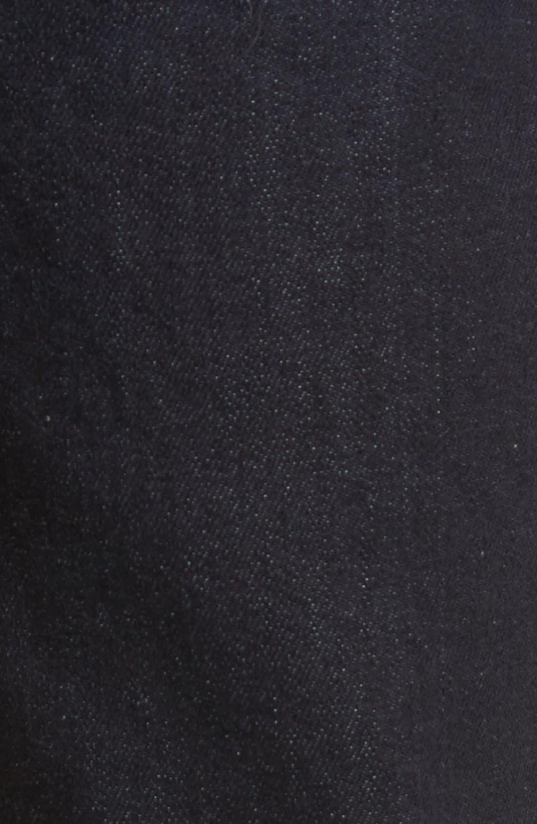 Tyler Slim Fit Jeans,                             Alternate thumbnail 7, color,                             WILSON BLUE