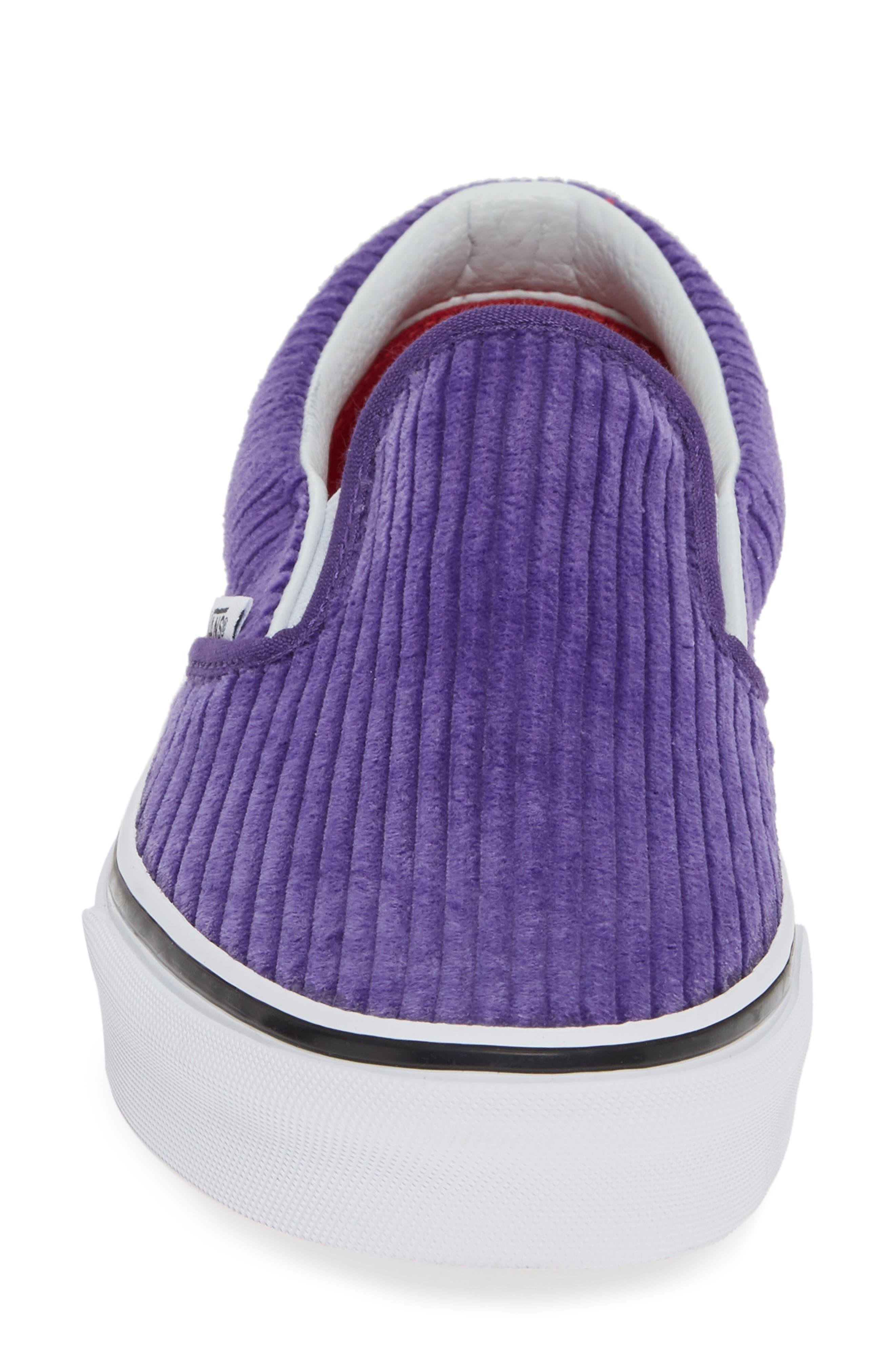 Classic Design Assembly Slip-On Sneaker,                             Alternate thumbnail 4, color,                             501