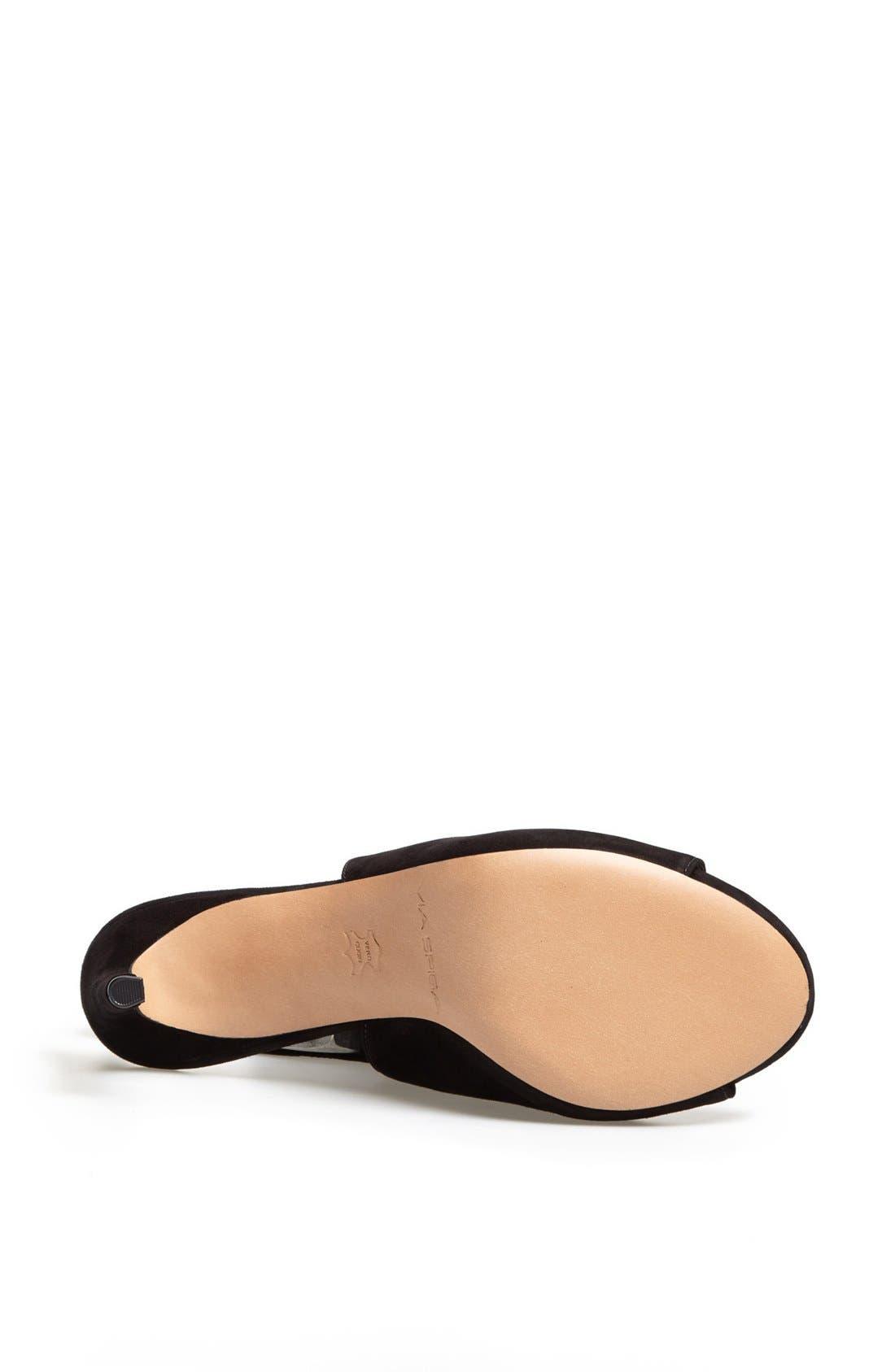 'Nino' Ankle Strap Sandal,                             Alternate thumbnail 2, color,                             002