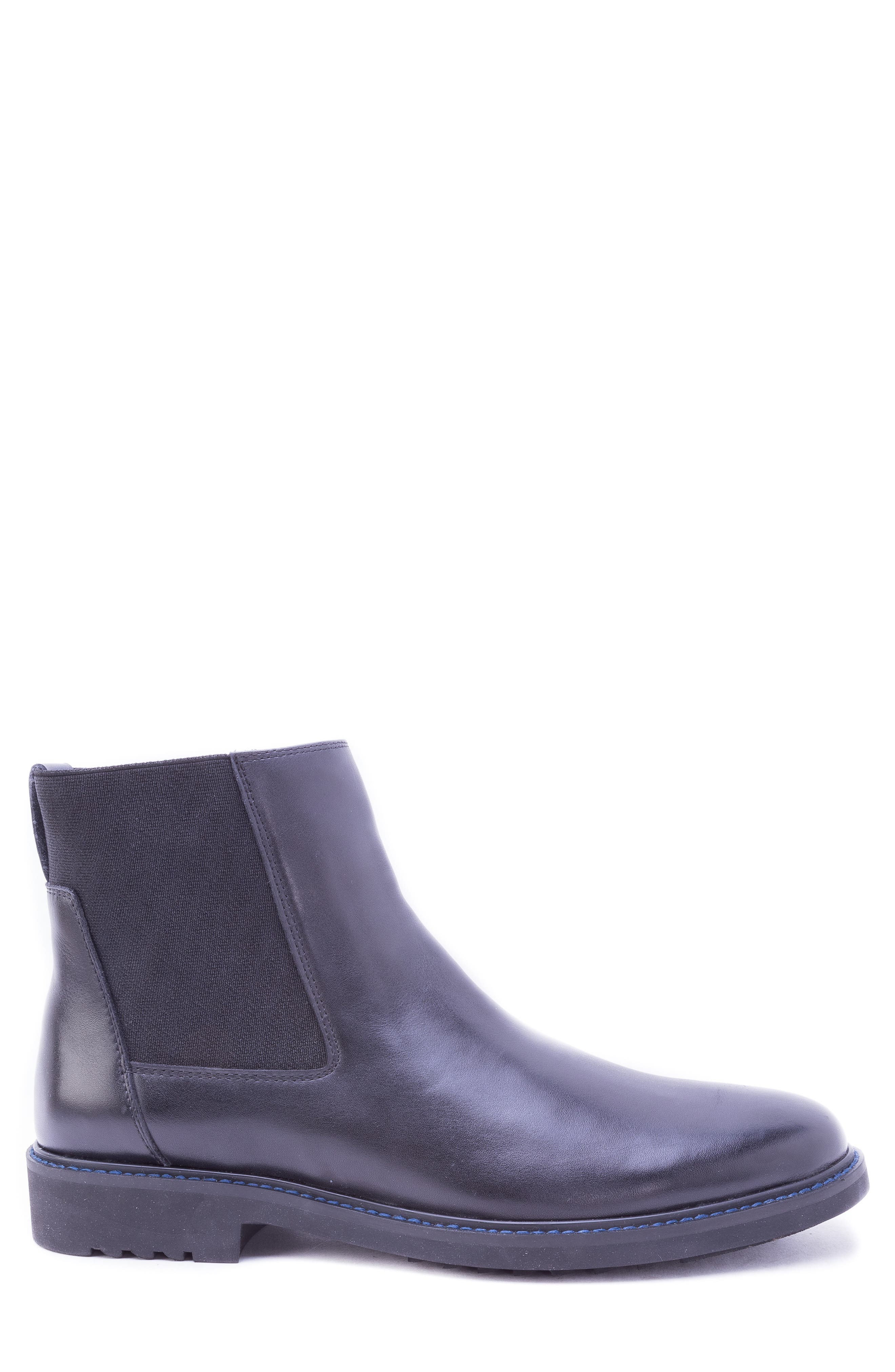 Riviere Chelsea Boot,                             Alternate thumbnail 3, color,                             001