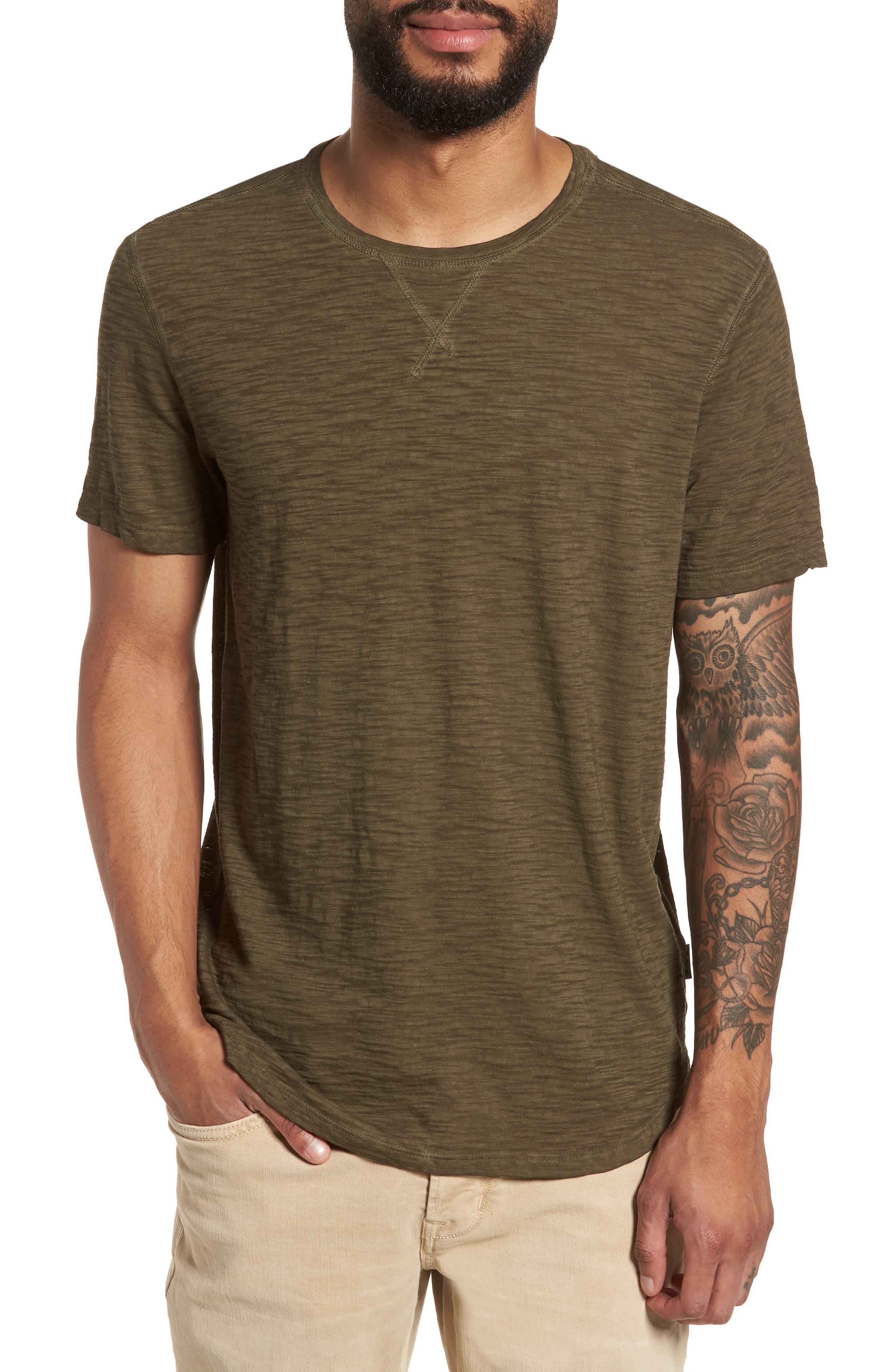Slim Fit Slubbed T-Shirt,                             Main thumbnail 3, color,