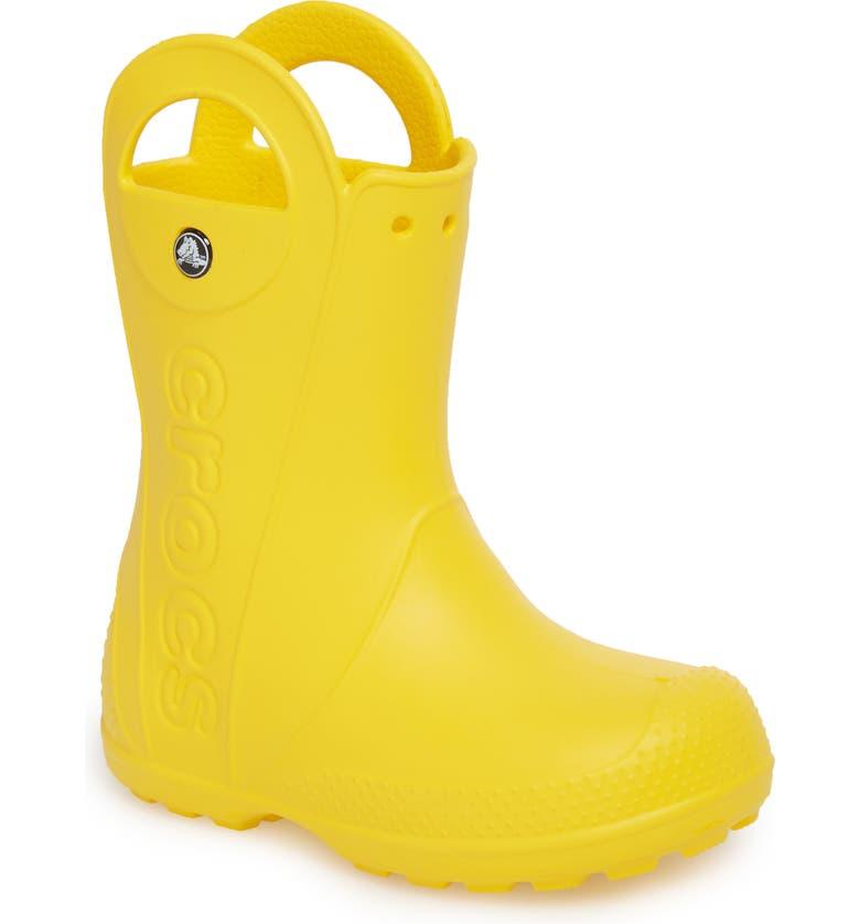 47765aefe52258 CROCS SUP ™  SUP  Handle It Waterproof Rain Boot