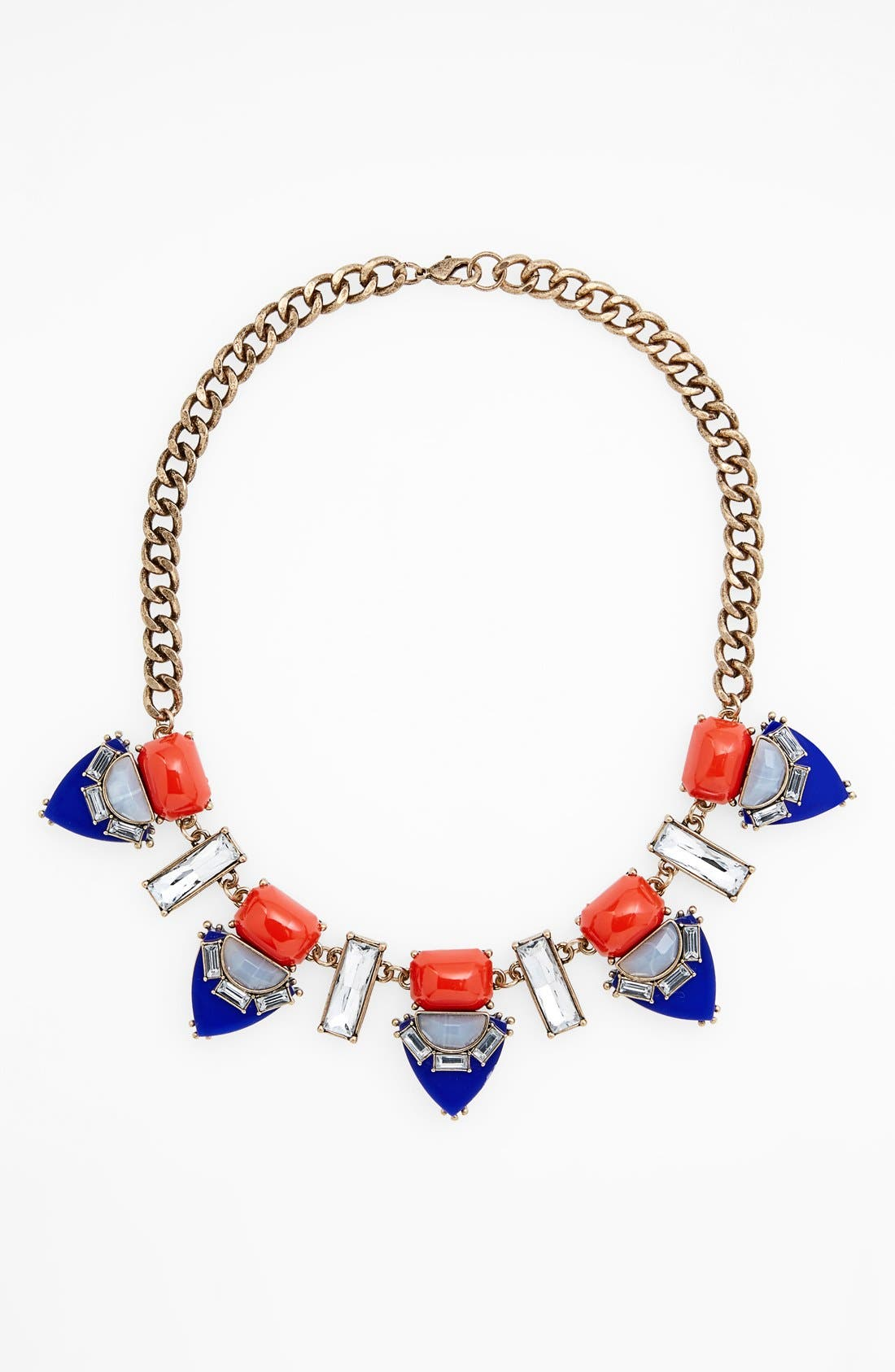 Statement Necklace,                         Main,                         color, 400