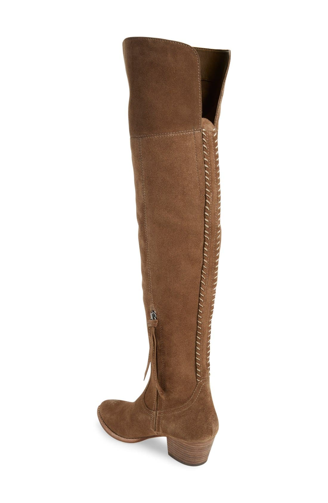 'Silas' Over the Knee Boot,                             Alternate thumbnail 13, color,