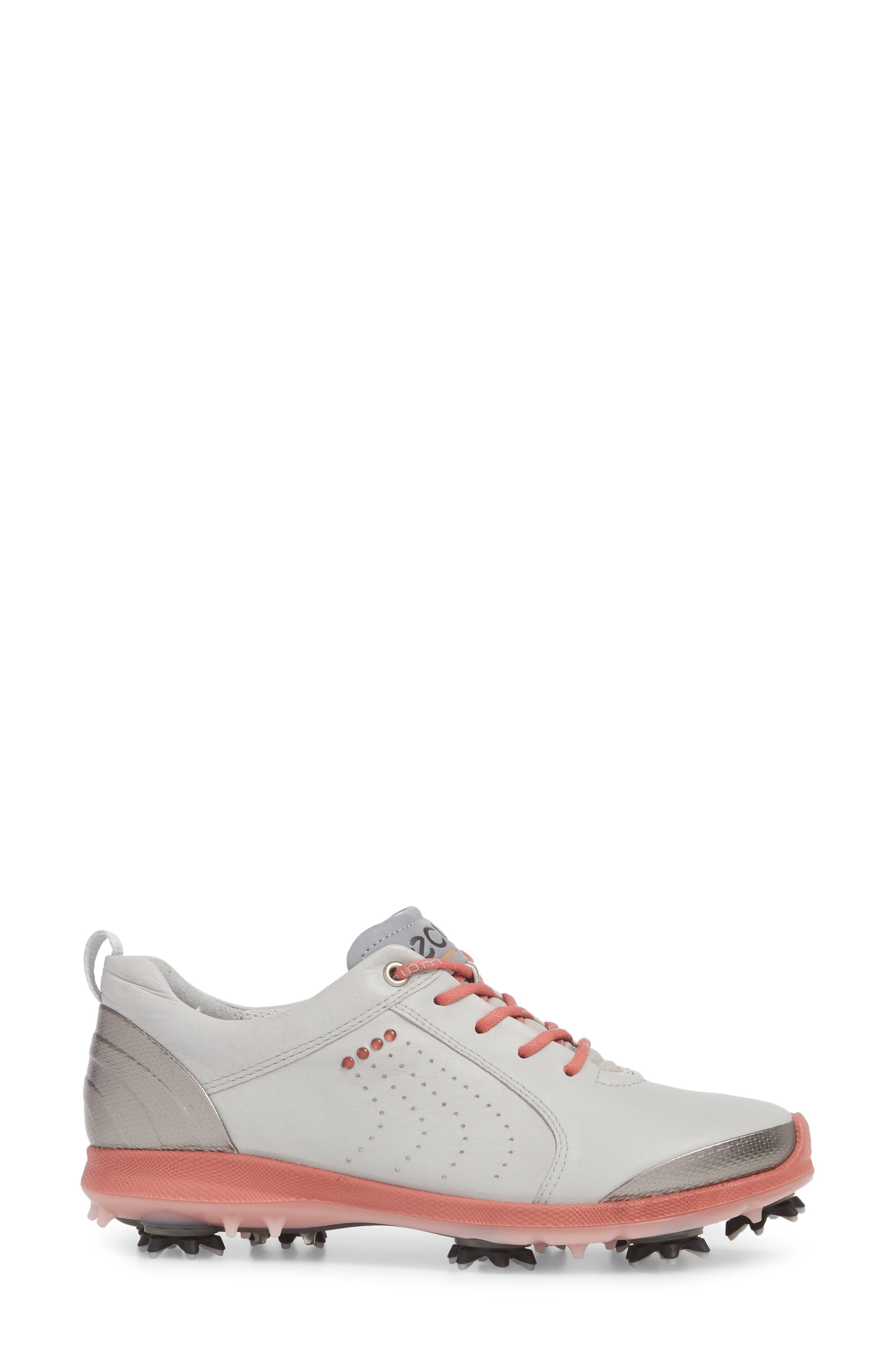ECCO,                             BIOM 2 Waterproof Golf Shoe,                             Alternate thumbnail 3, color,                             023