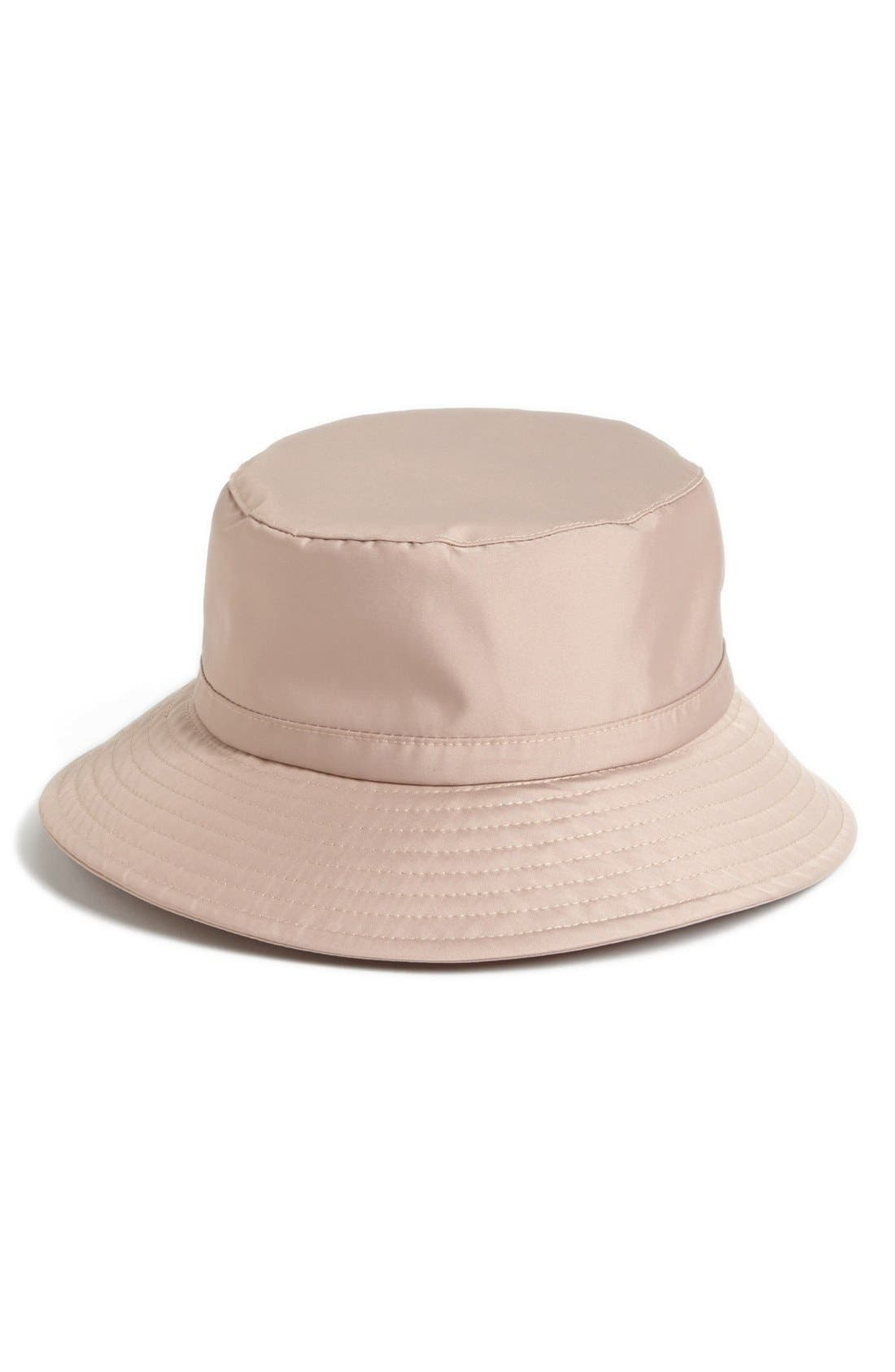 Rain Bucket Hat,                             Main thumbnail 4, color,