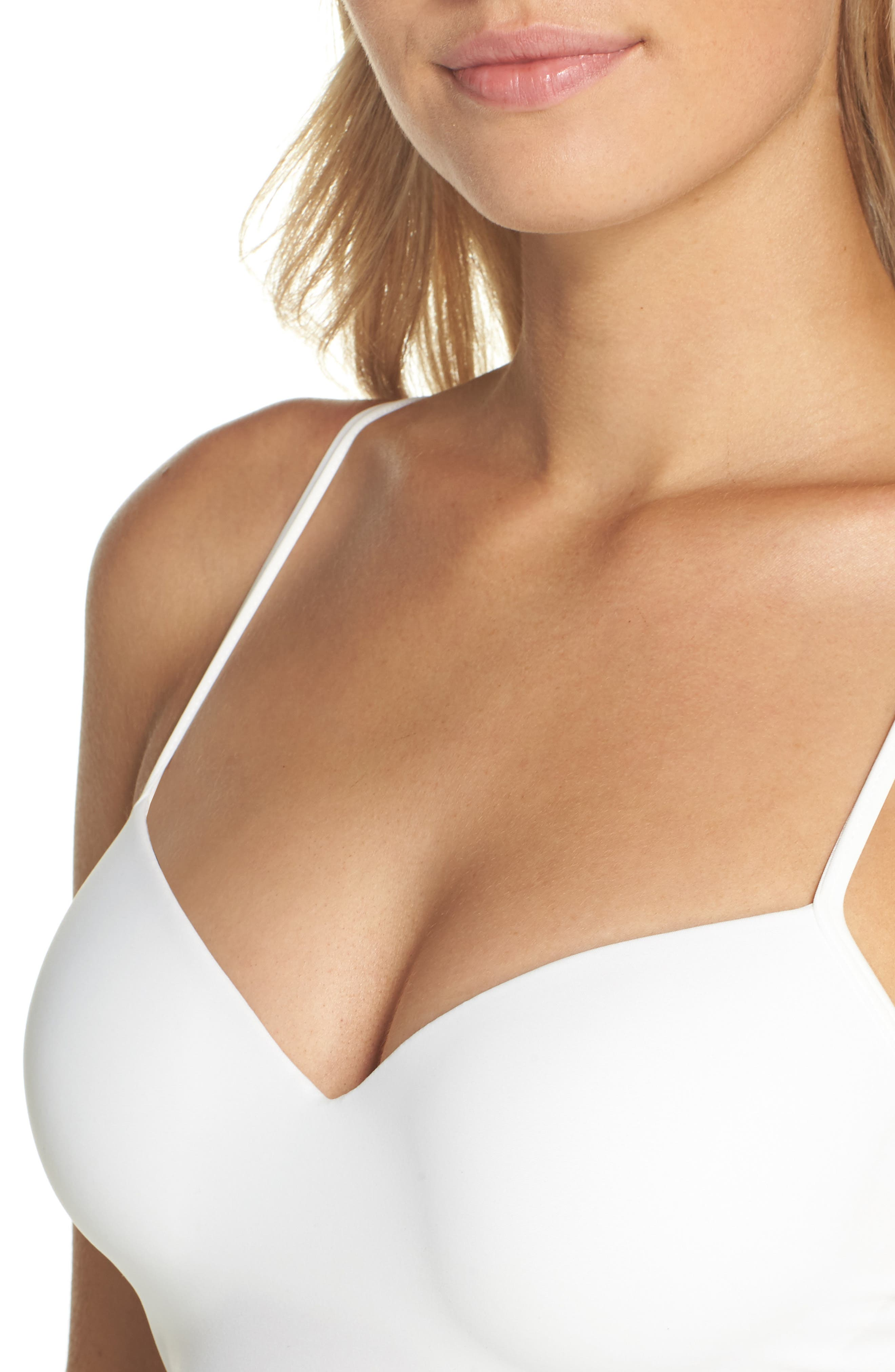 'Allure' Built-In Bra Camisole,                             Alternate thumbnail 32, color,