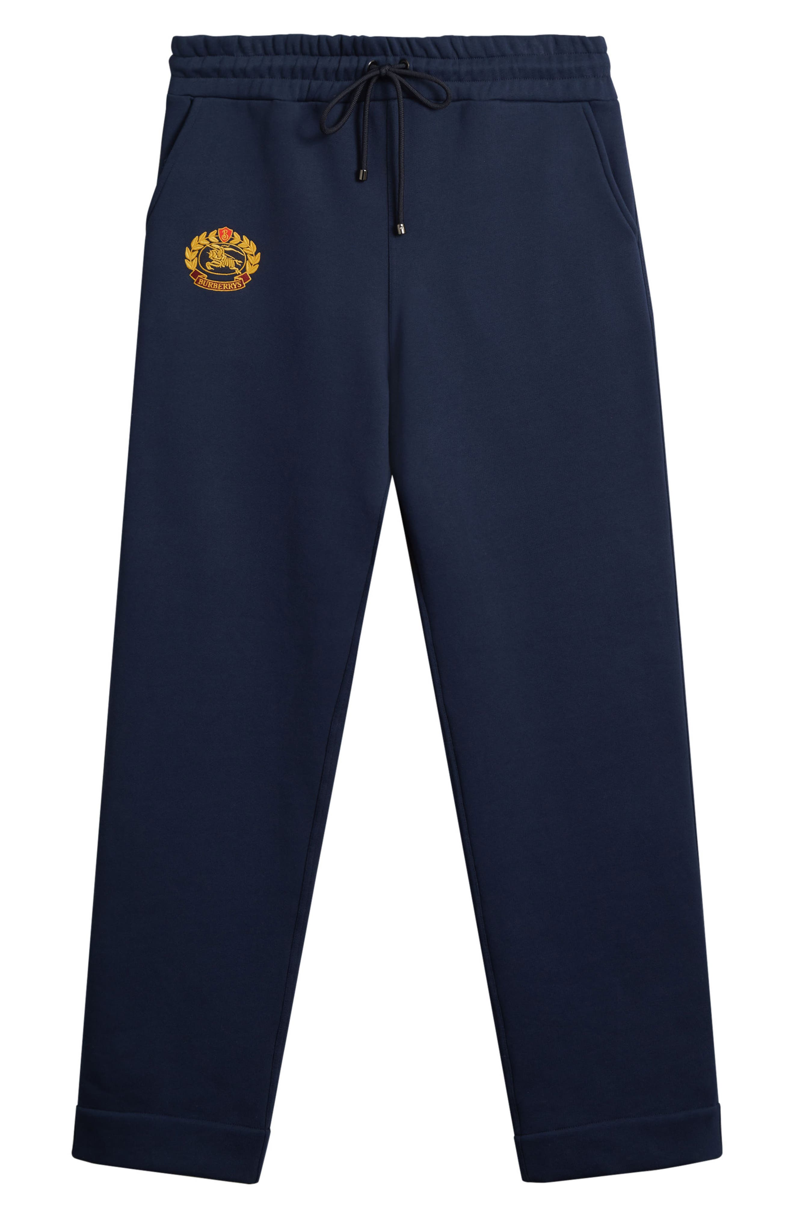 Vintage Crest Sweatpants,                             Alternate thumbnail 4, color,                             401