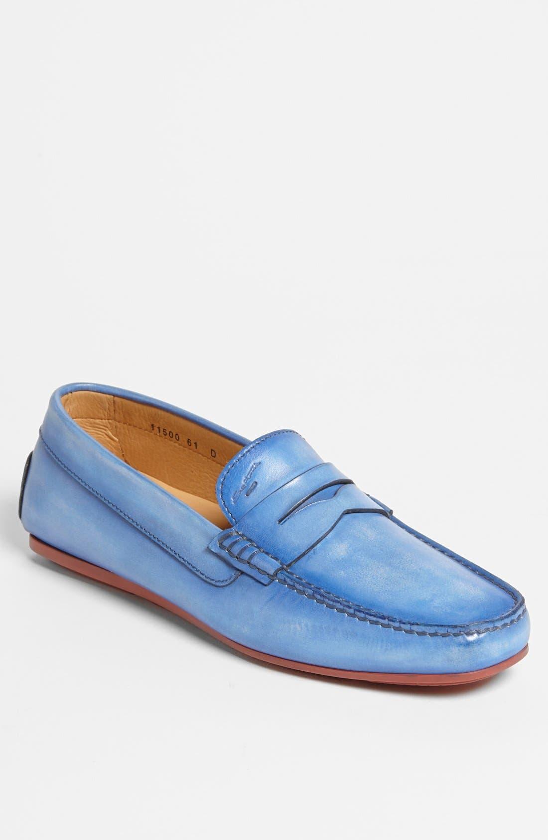 'Tanton' Driving Shoe,                         Main,                         color, 410