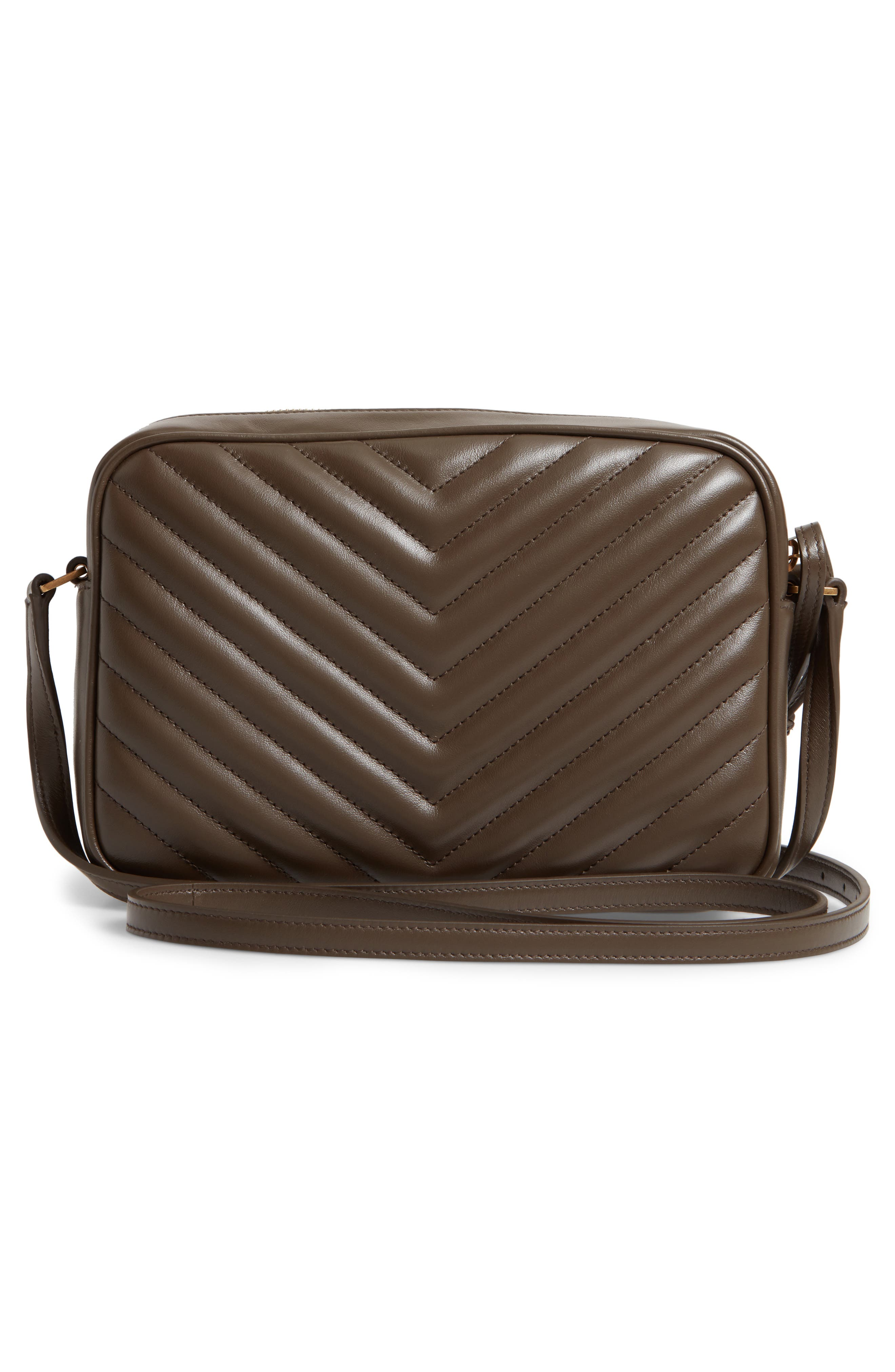 Medium Lou Calfskin Leather Camera Bag,                             Alternate thumbnail 3, color,                             200