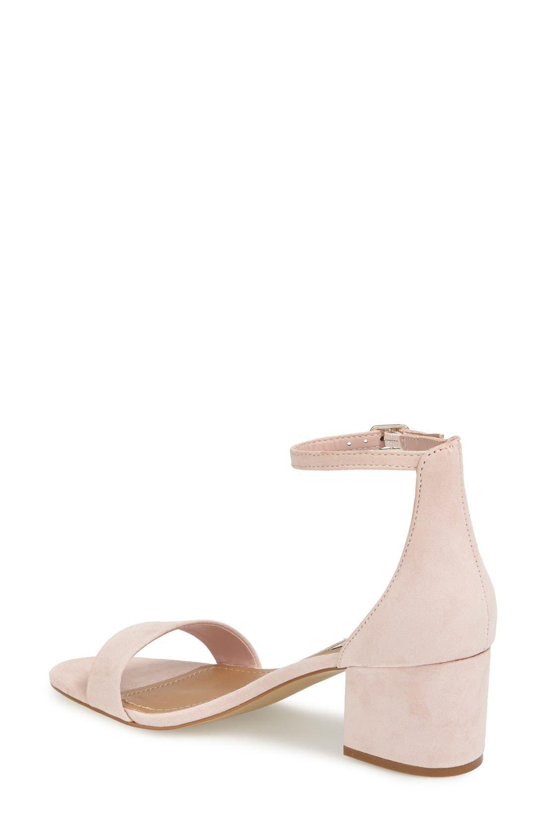 Irenee Ankle Strap Sandal,                             Alternate thumbnail 56, color,