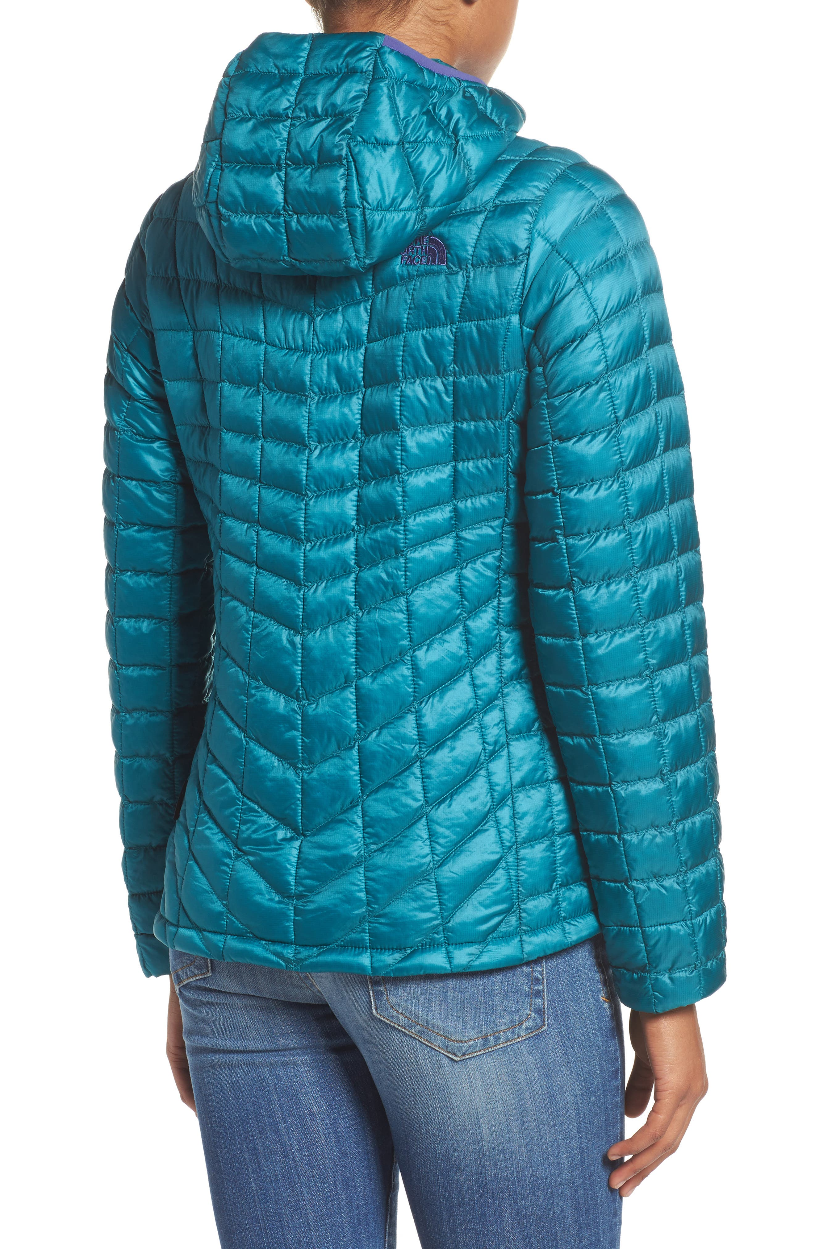 ThermoBall<sup>™</sup> Zip Hoodie,                             Alternate thumbnail 14, color,