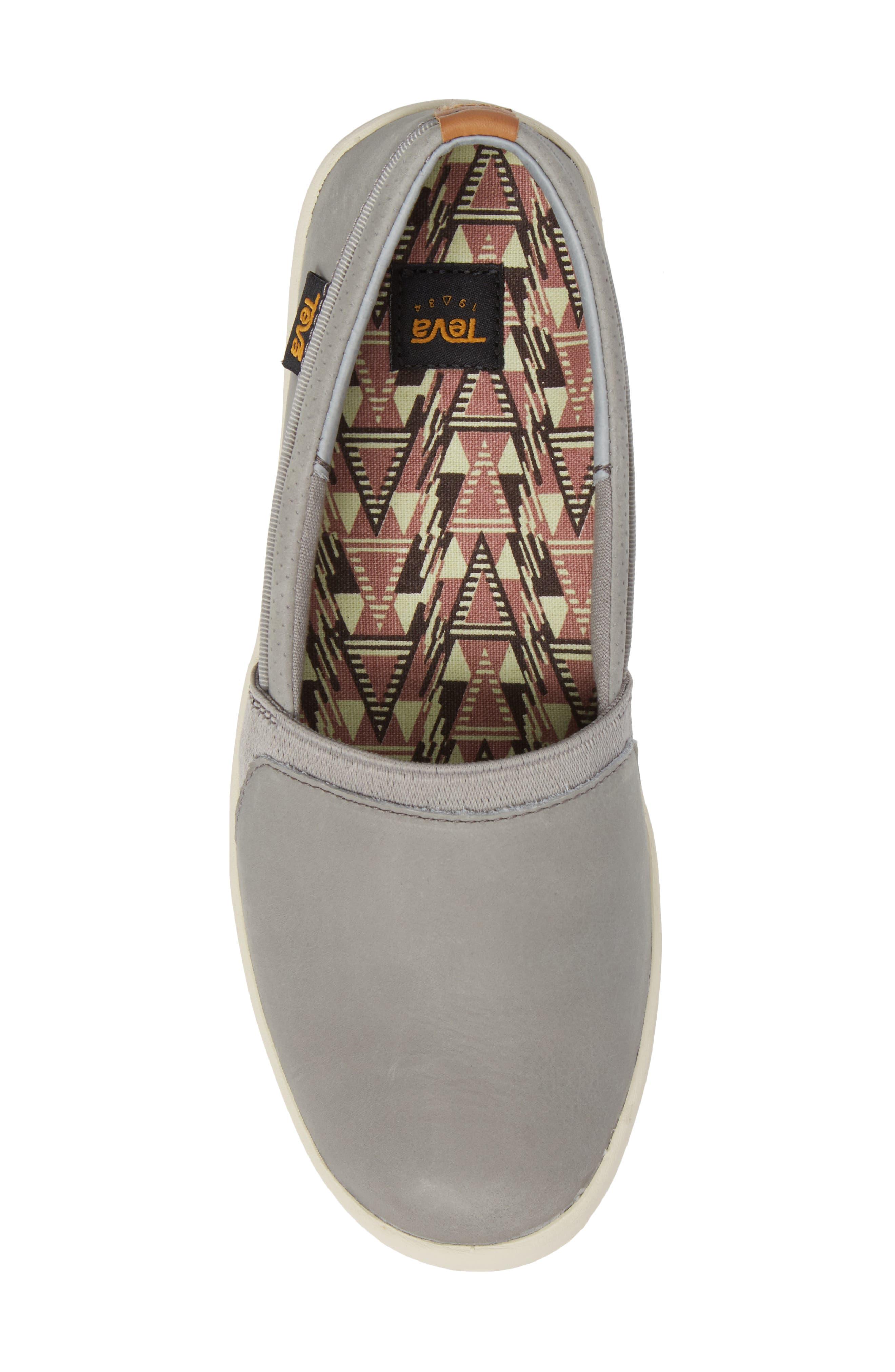 Willow Slip-On Sneaker,                             Alternate thumbnail 18, color,
