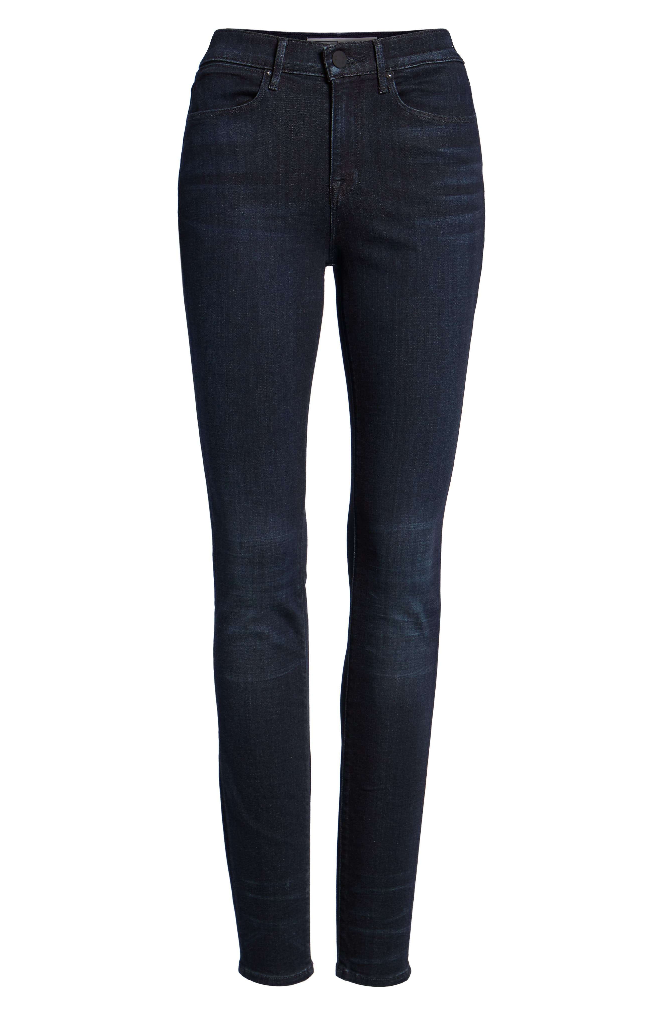 The Skinny Jacs Skinny Jeans,                             Alternate thumbnail 3, color,                             INDIGO