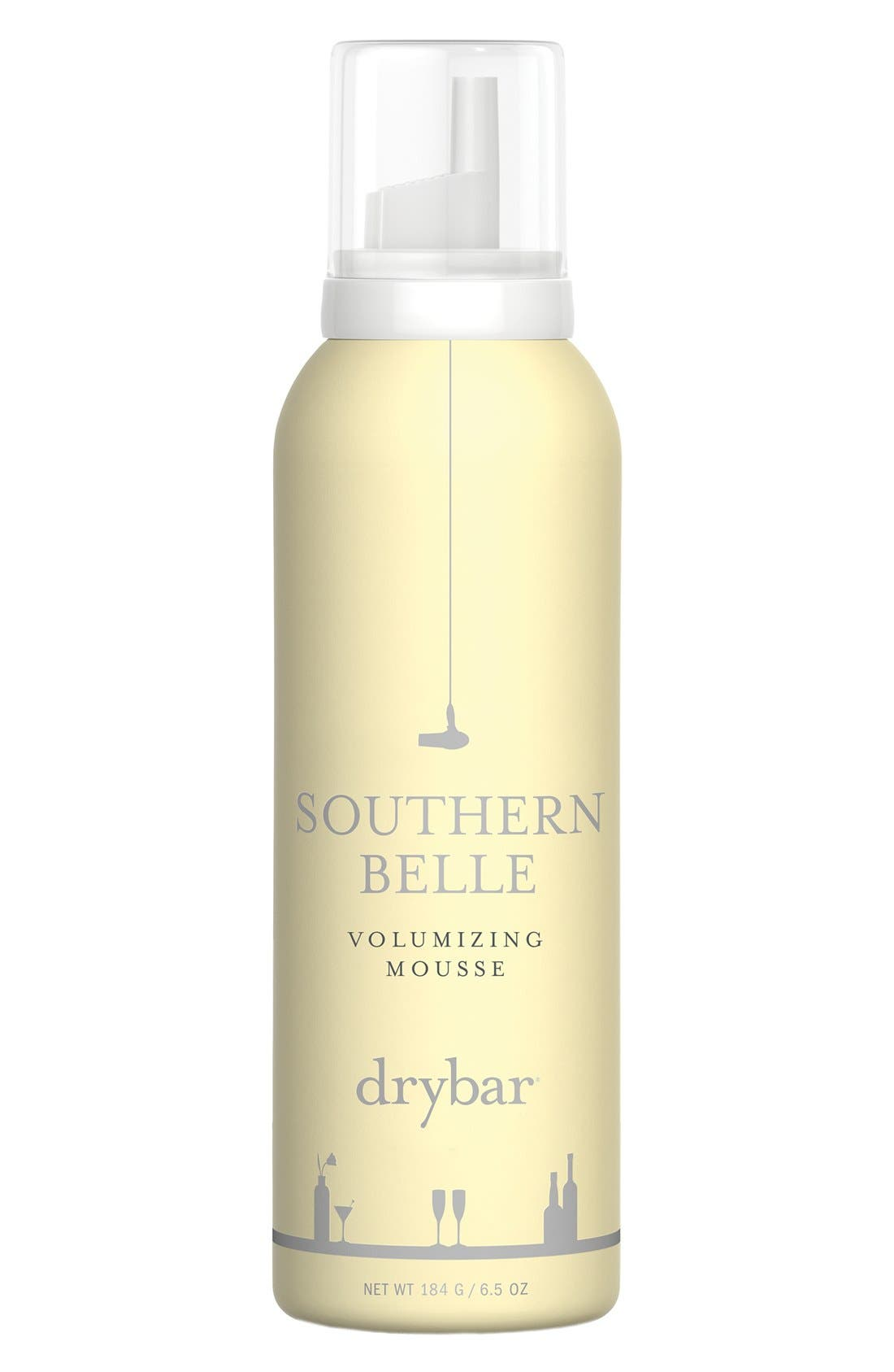 Southern Belle Volume-Boosting Mousse,                             Alternate thumbnail 4, color,                             NO COLOR