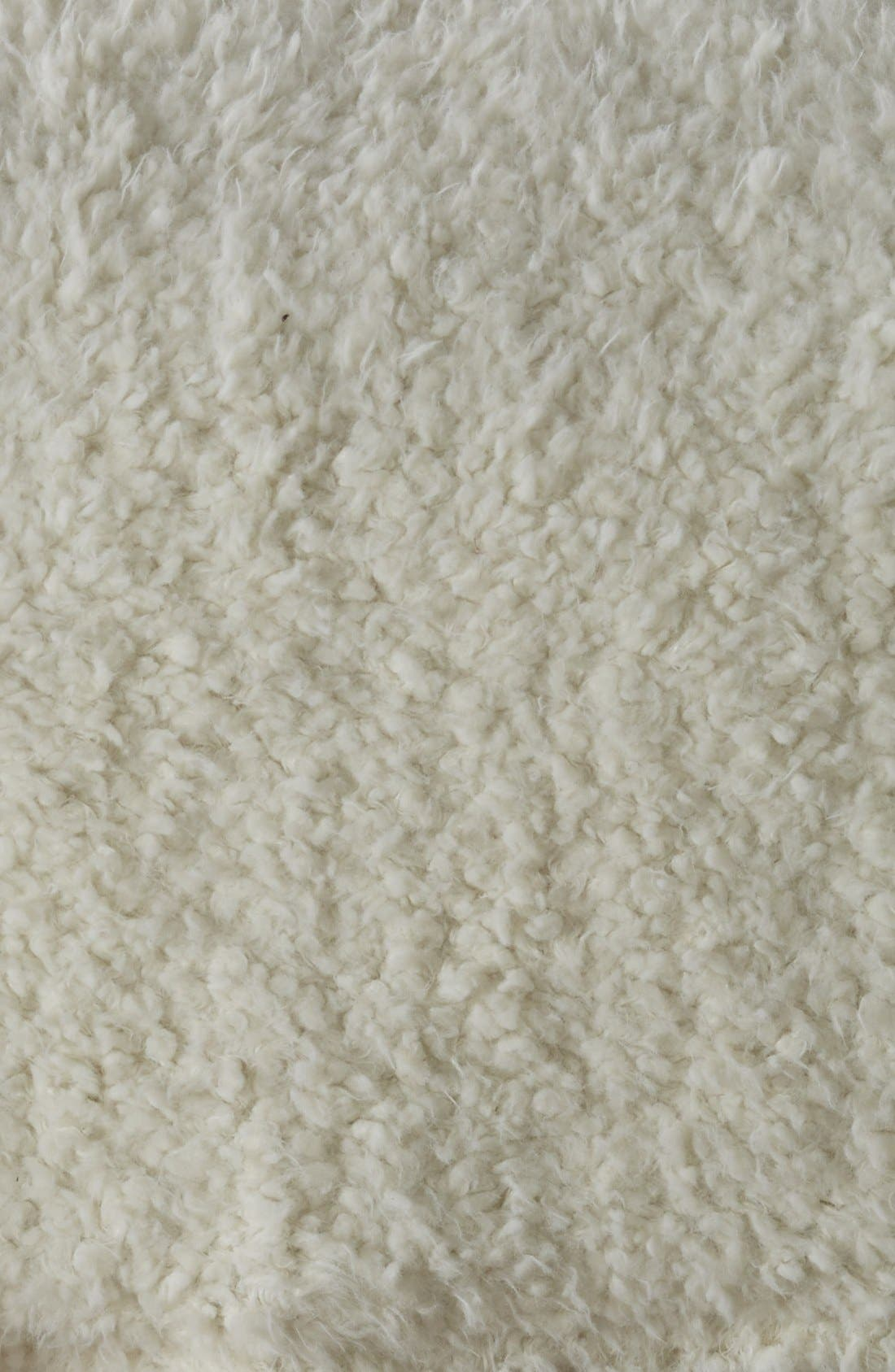 'Shaggy Plush' Faux Fur Blanket,                             Alternate thumbnail 4, color,                             900