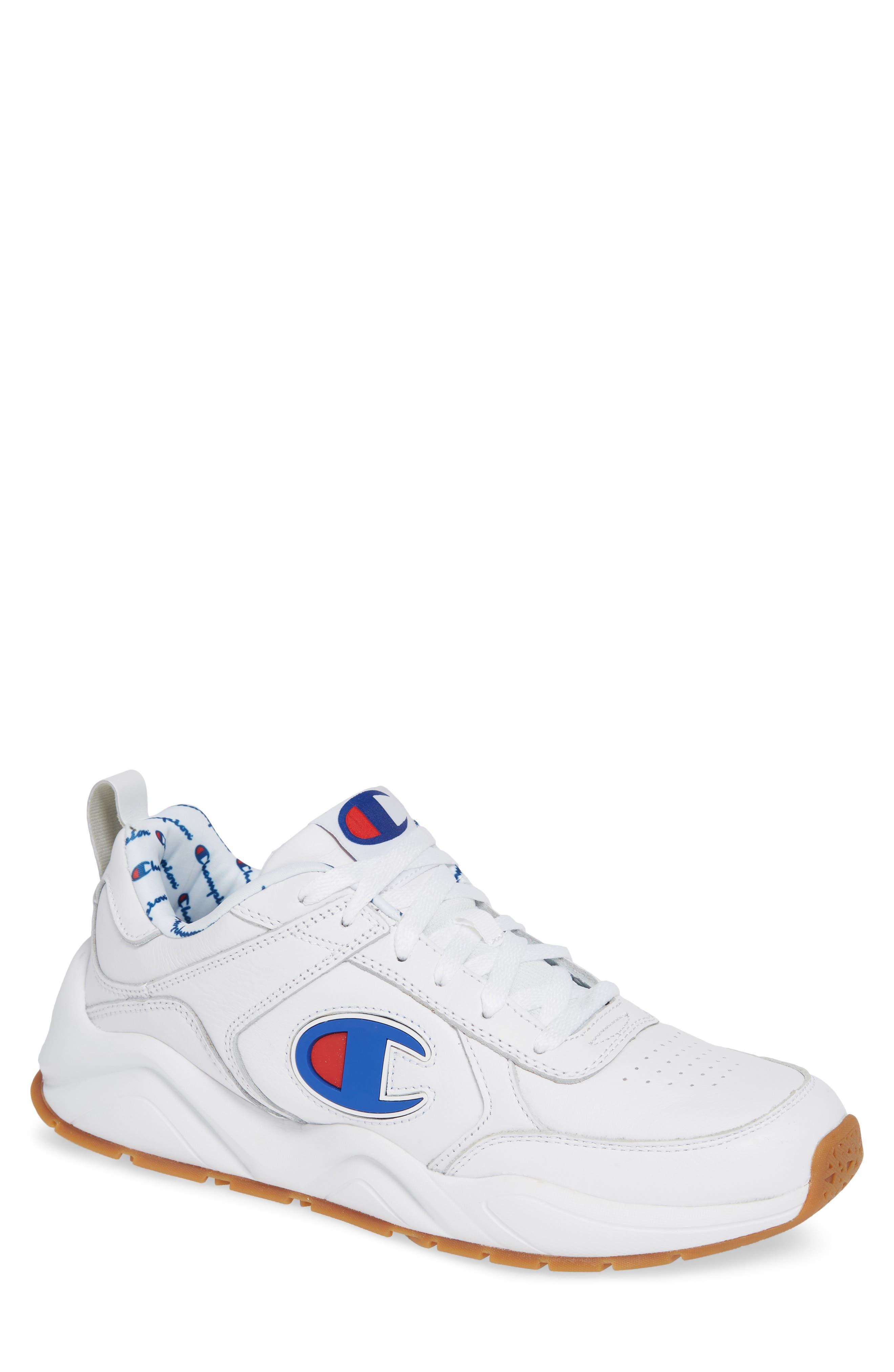 Bones Big-C Sneaker, Main, color, WHITE