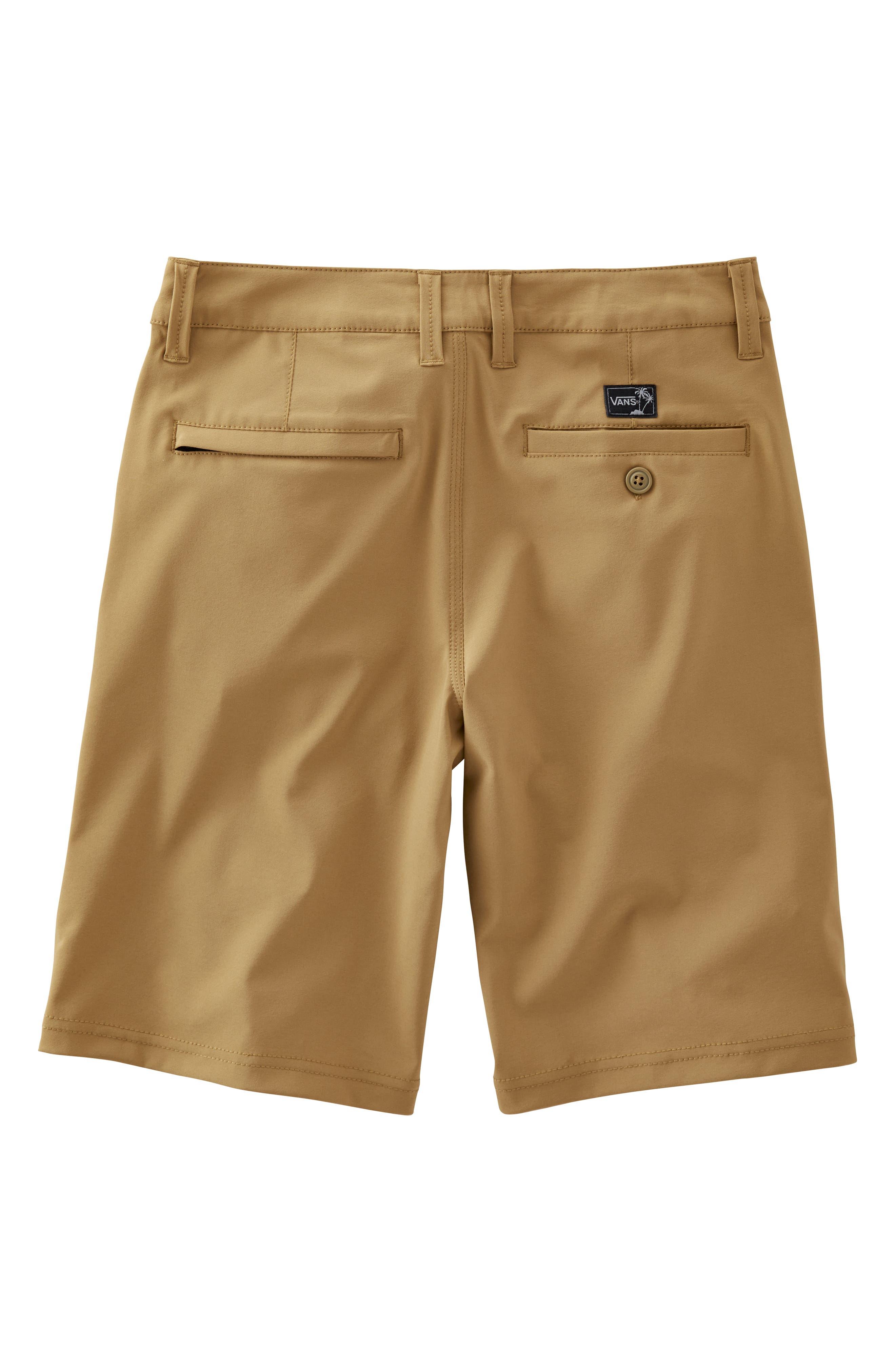 Authentic Decksider Hybrid Shorts,                             Alternate thumbnail 4, color,