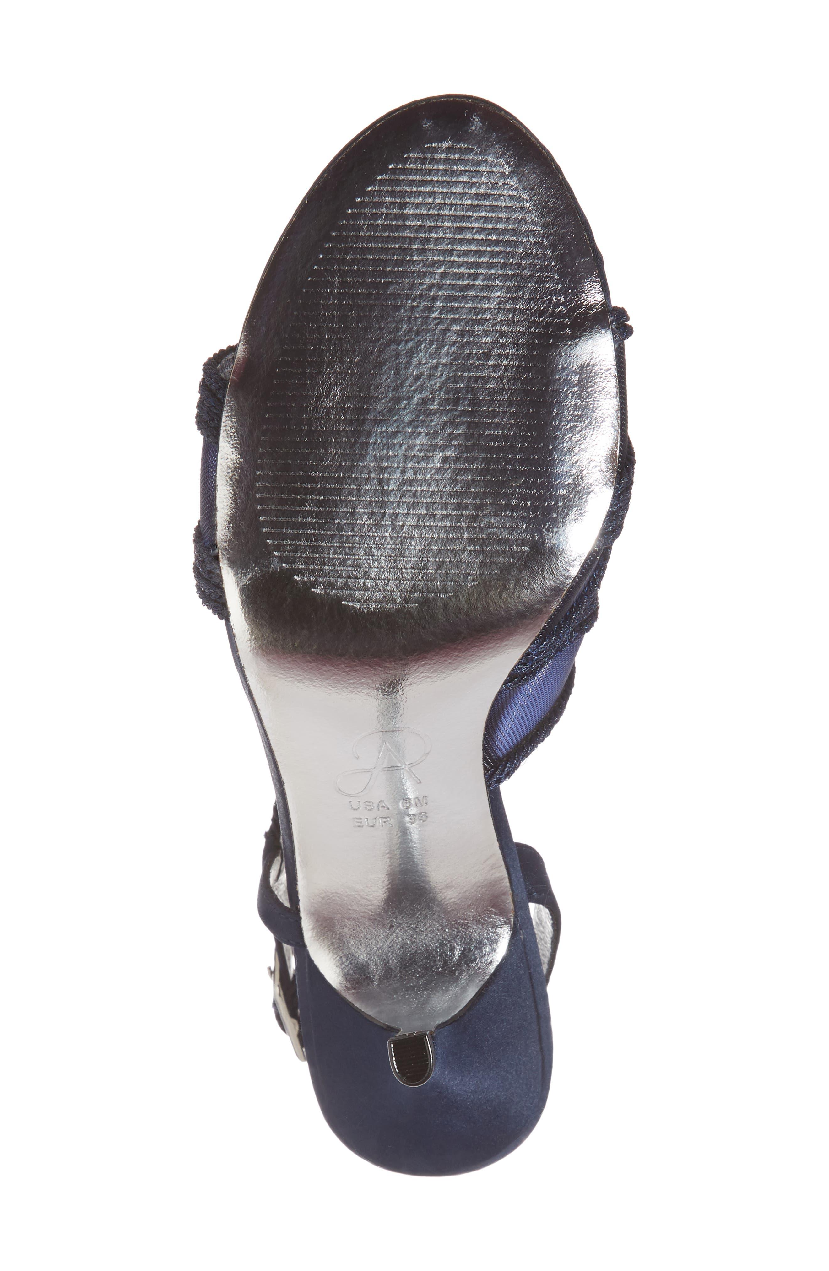 Adelphi Asymmetrical Mesh Sandal,                             Alternate thumbnail 24, color,