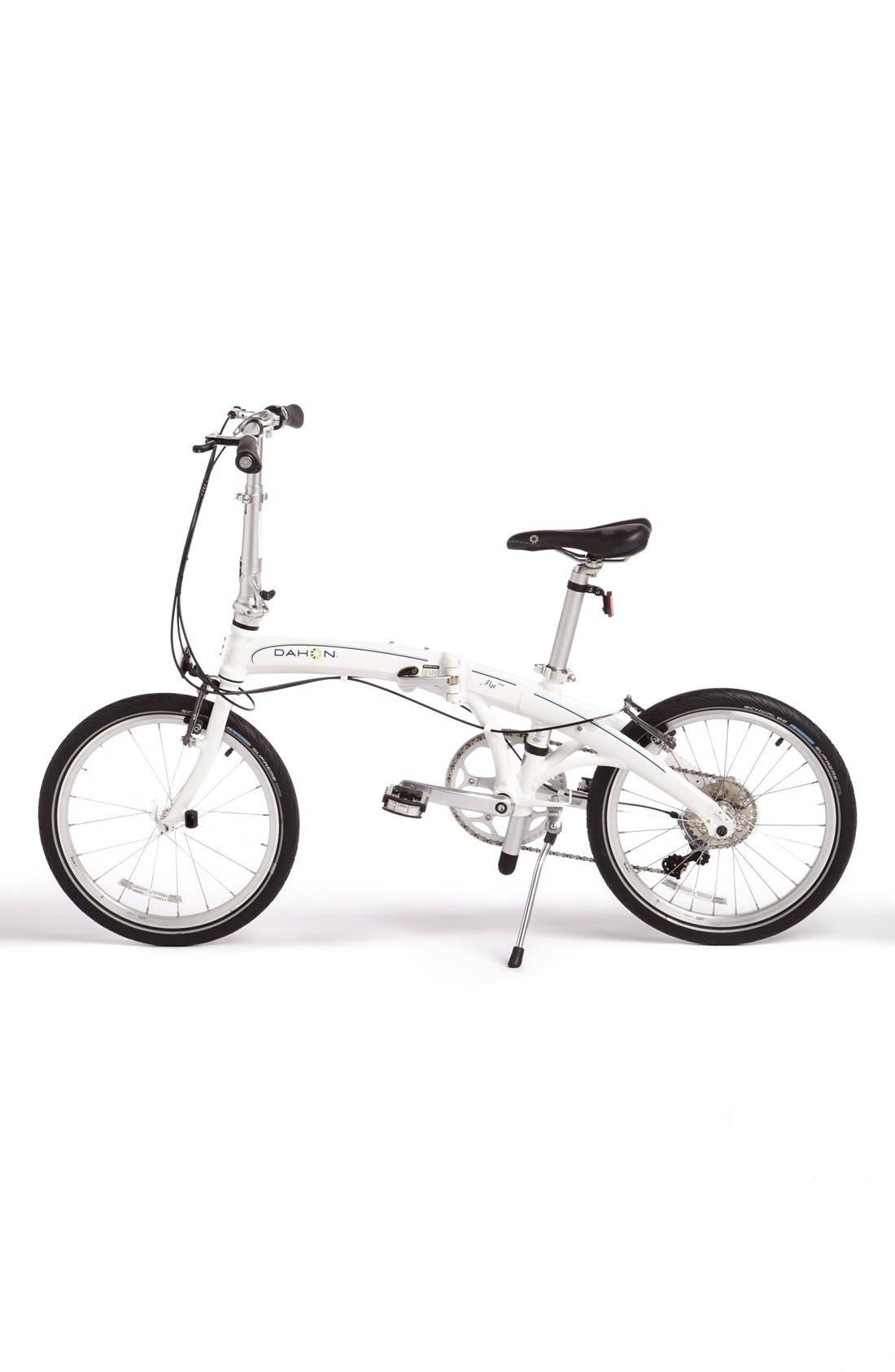 DAHON,                             'Mu P8' Folding Bike,                             Alternate thumbnail 5, color,                             100