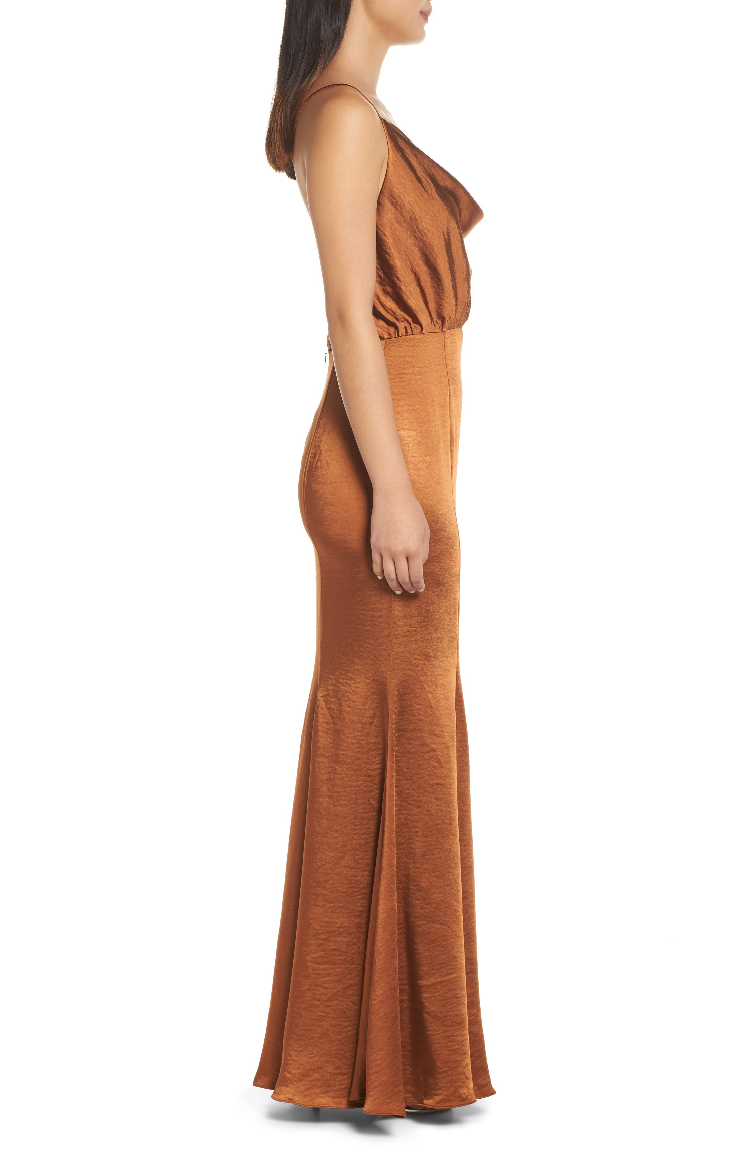 The Theodora Gown,                             Alternate thumbnail 3, color,                             210