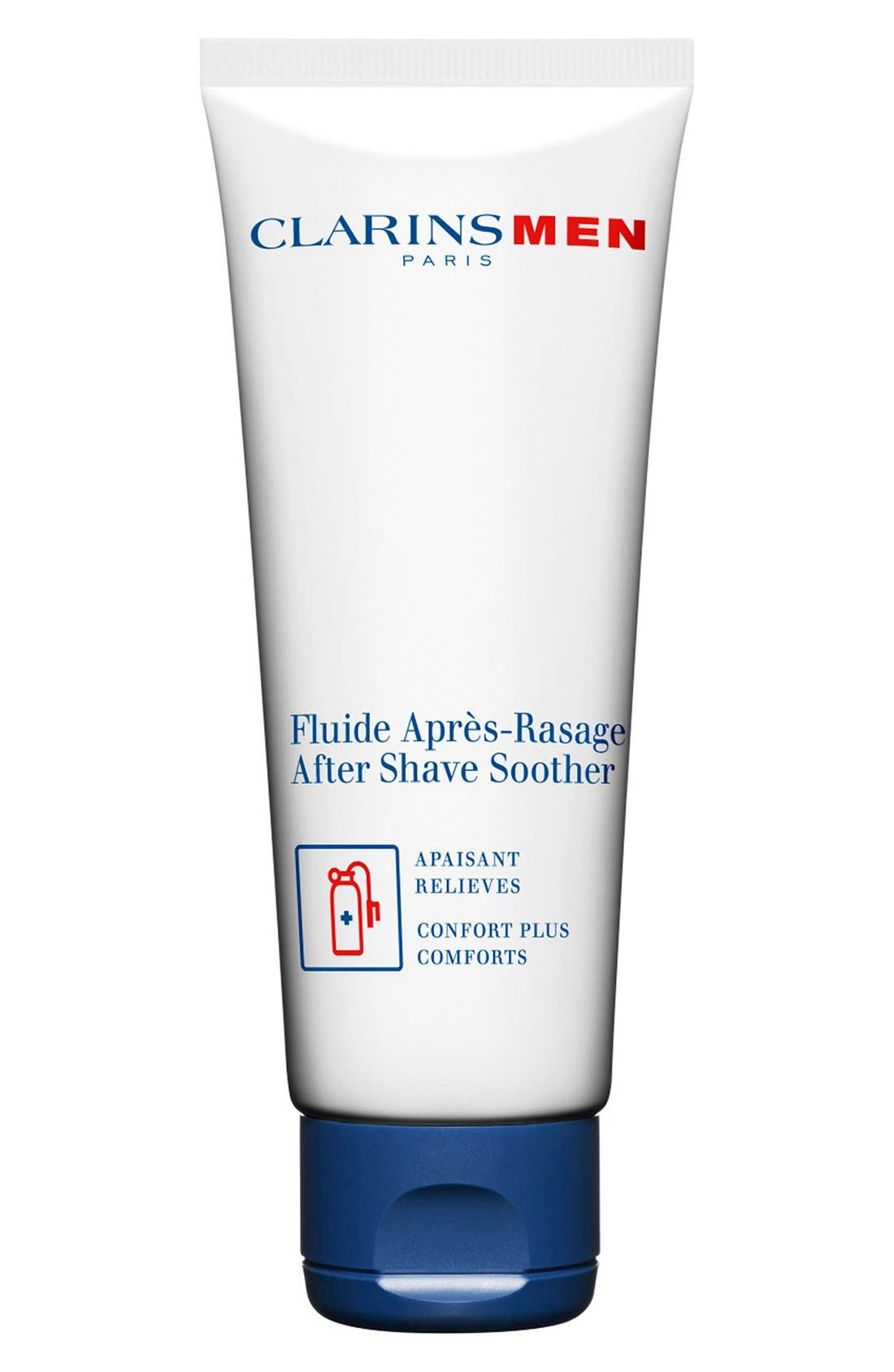 Men After Shave Soother,                             Main thumbnail 1, color,                             000