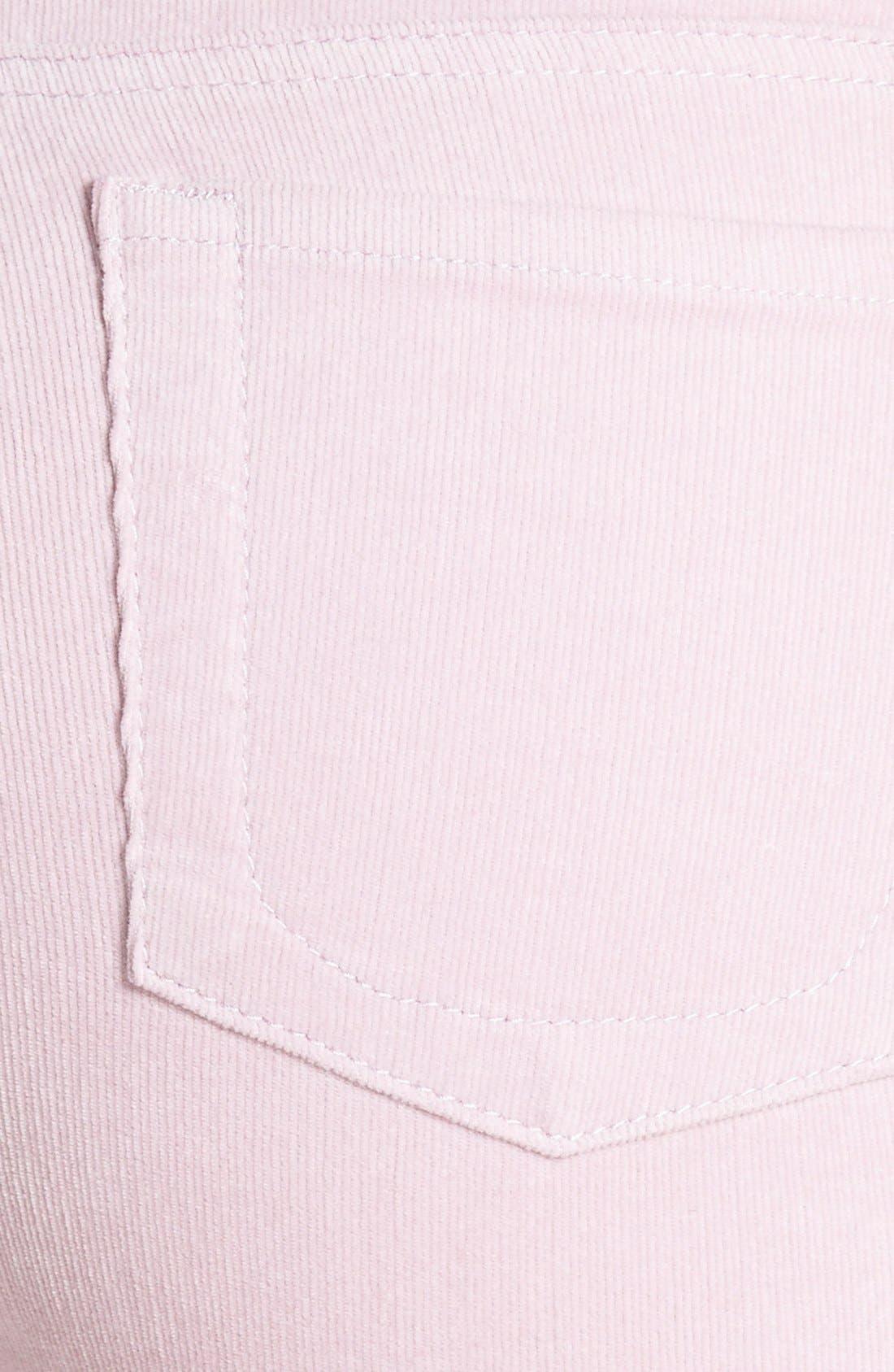 'Diana' Stretch Corduroy Skinny Pants,                             Alternate thumbnail 98, color,