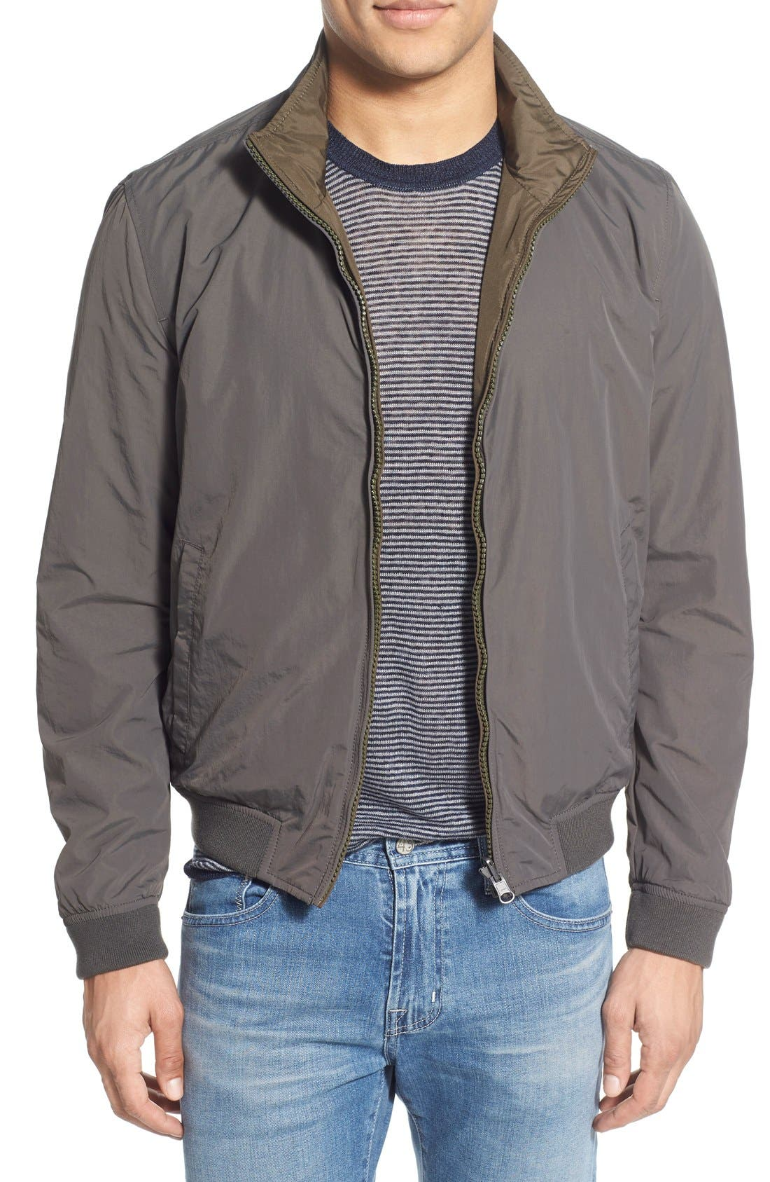 John Rich Reversible Jacket,                             Alternate thumbnail 3, color,                             308