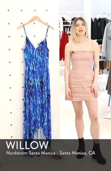 Jersey Faux Wrap Dress, sales video thumbnail