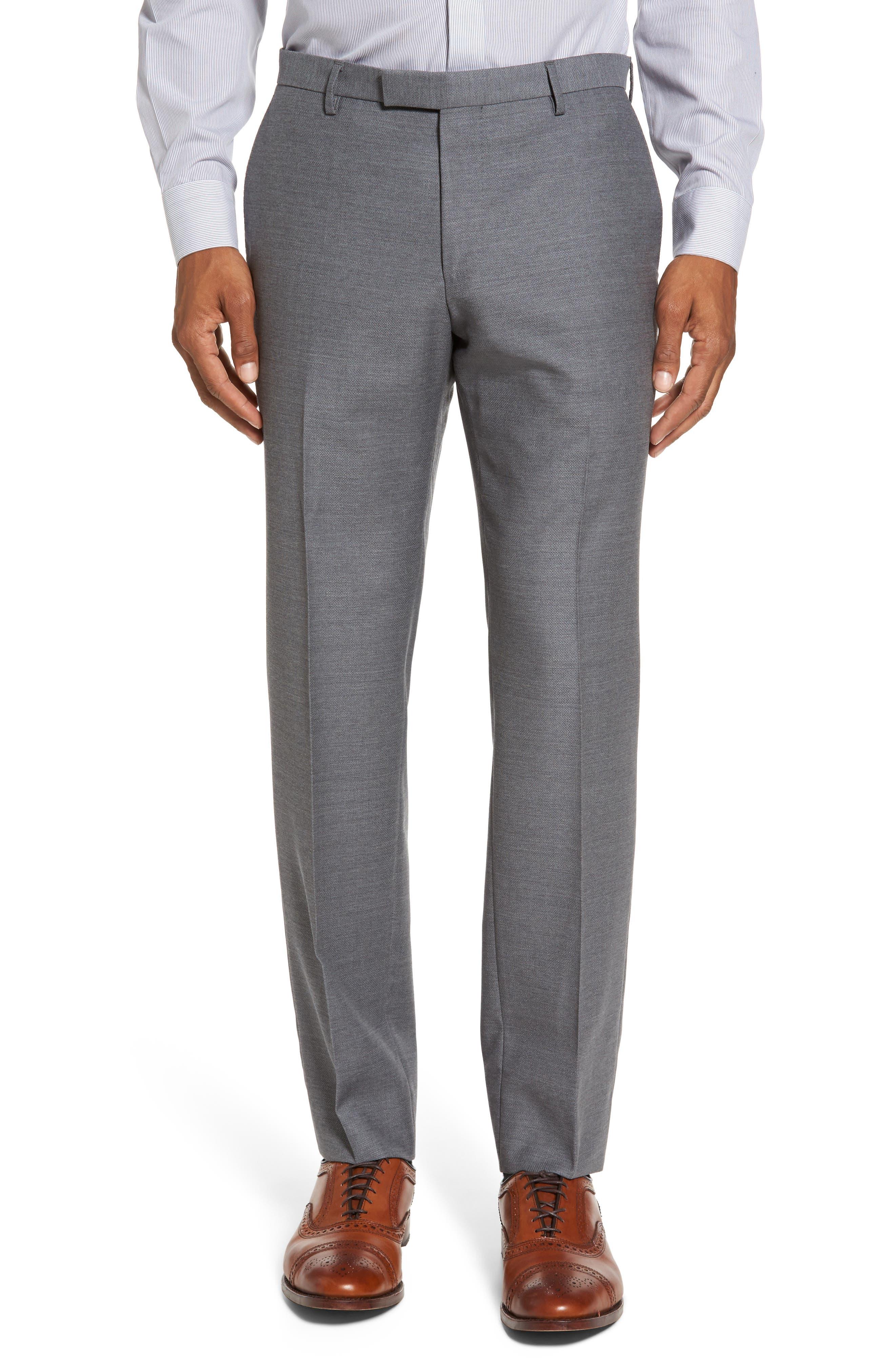Novan/Ben Classic Fit Suit,                             Alternate thumbnail 6, color,