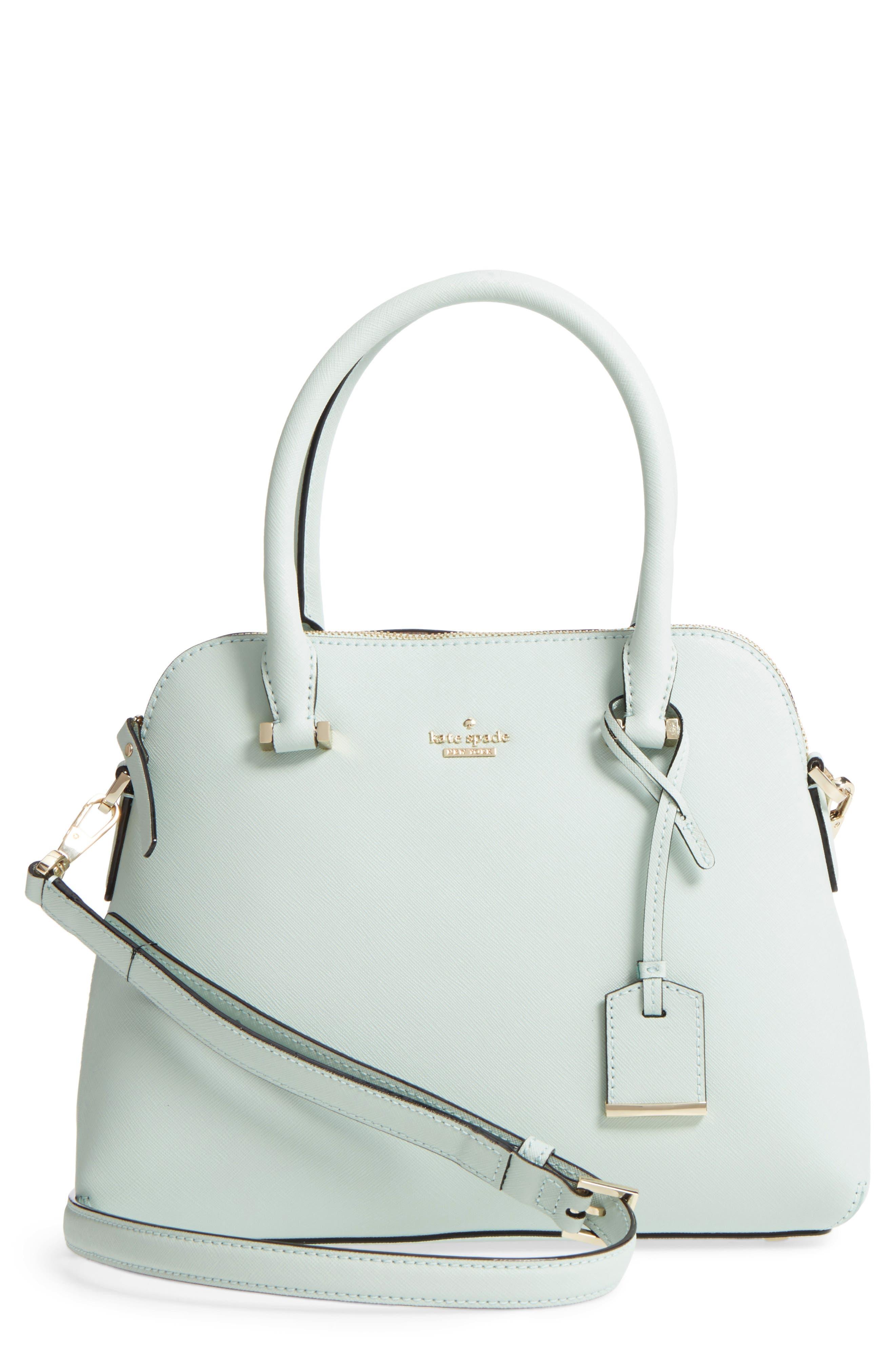 cameron street maise leather satchel,                         Main,                         color, 302