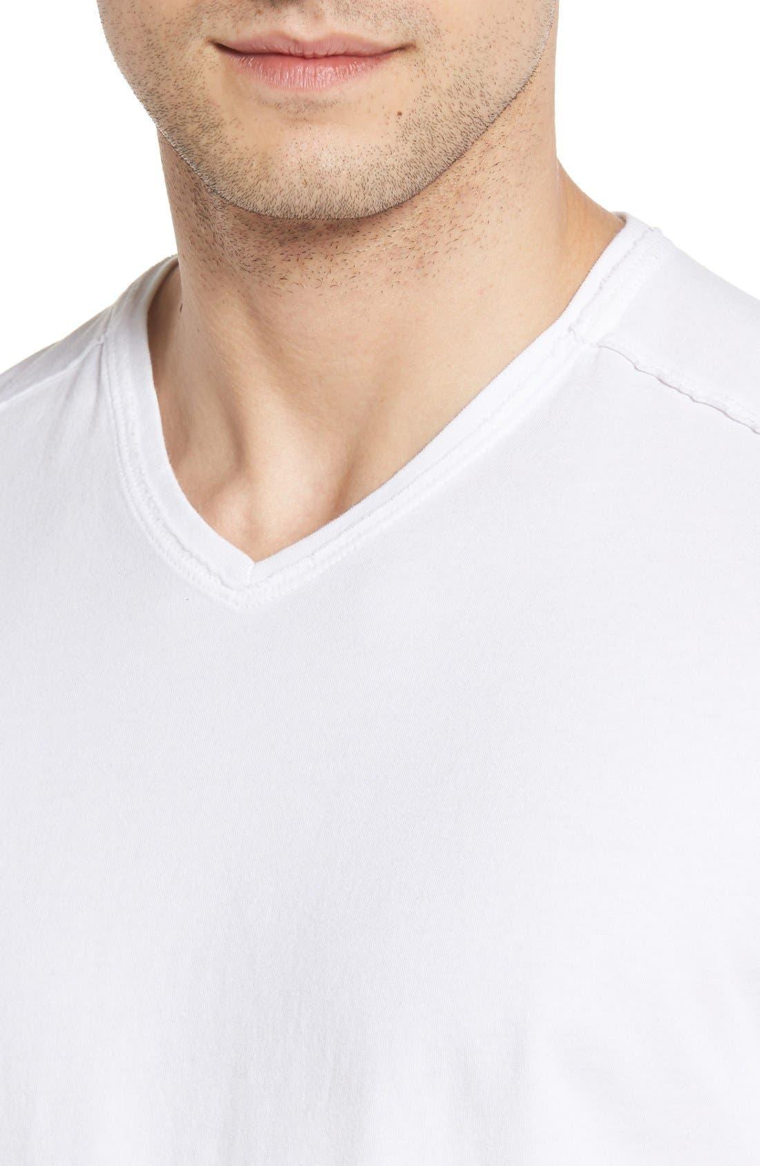 'Kahuna' V-Neck T-Shirt,                             Alternate thumbnail 37, color,