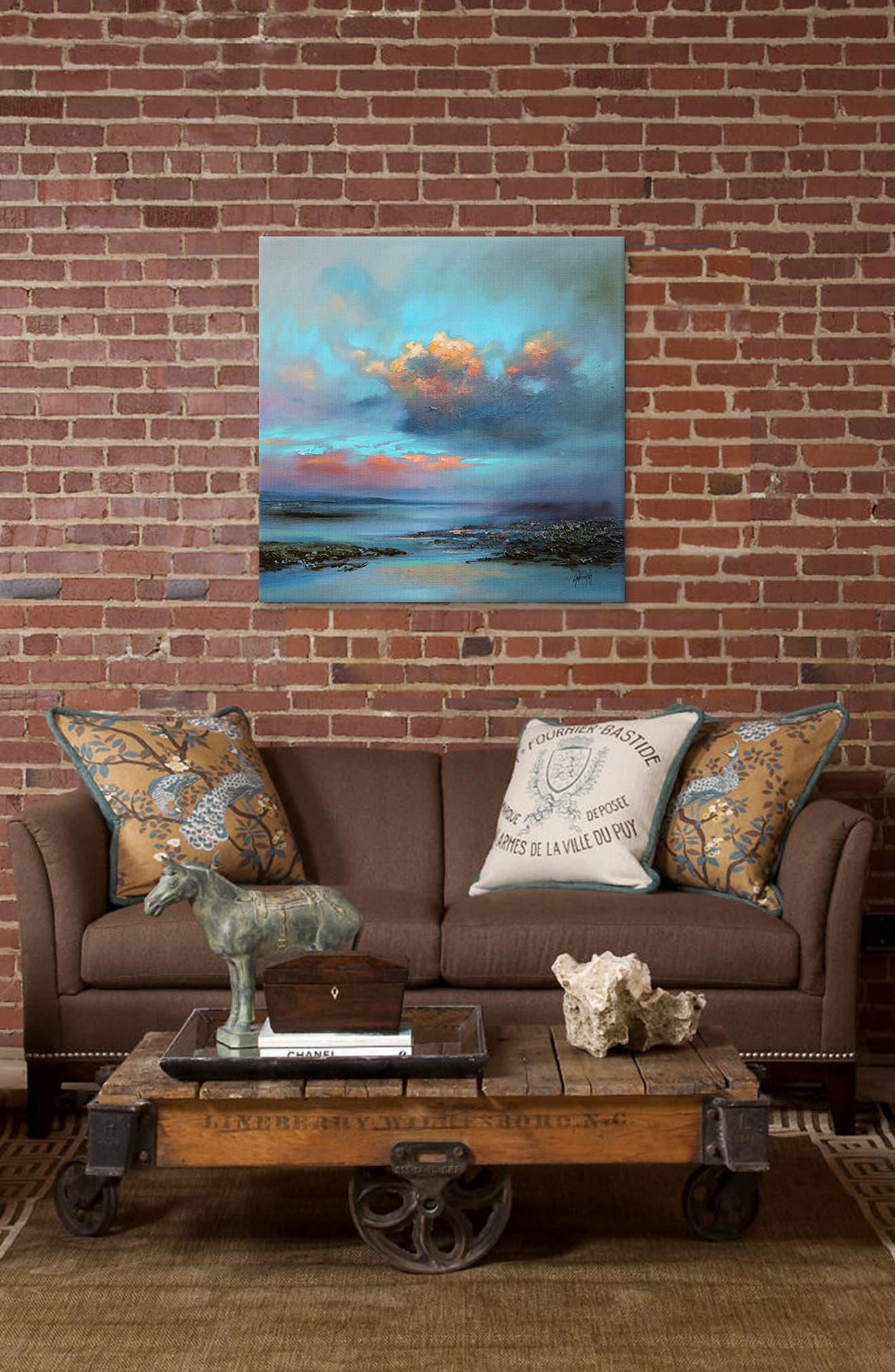 'Hebridean Light I' Giclée Print Canvas Art,                             Alternate thumbnail 2, color,                             400