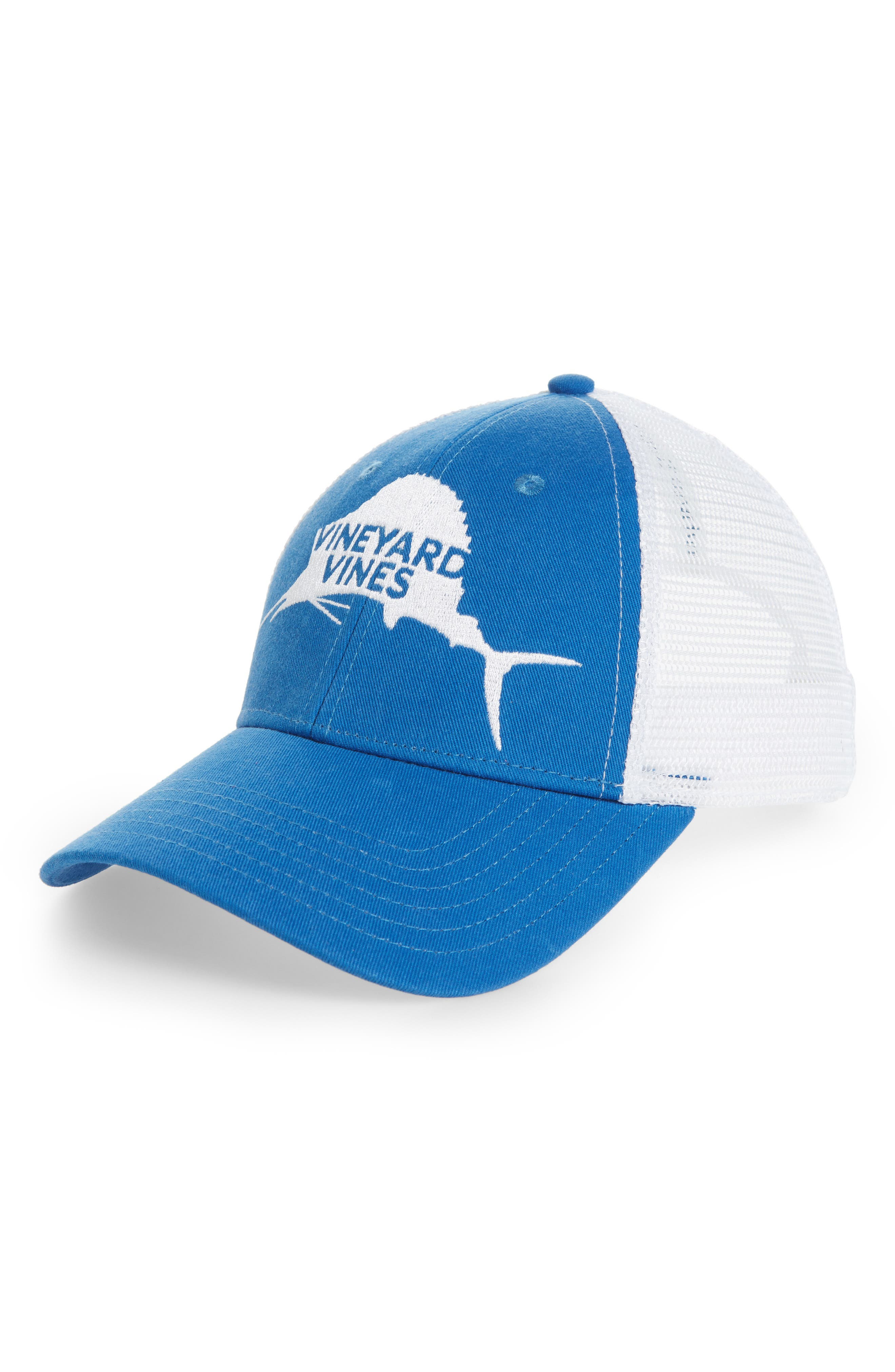 Sailfish Trucker Cap,                         Main,                         color, 427