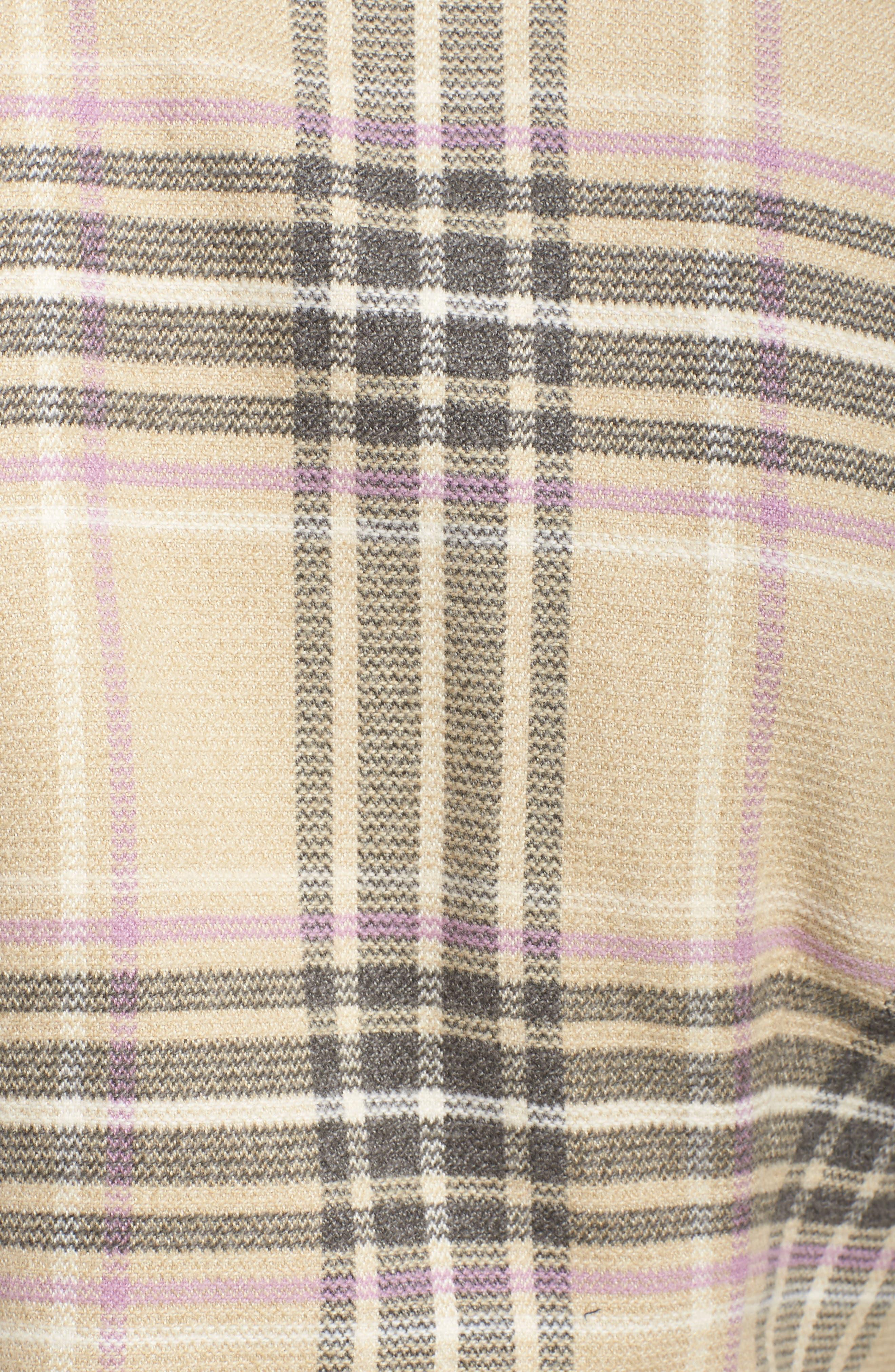 'Fjord' Flannel Shirt,                             Alternate thumbnail 80, color,
