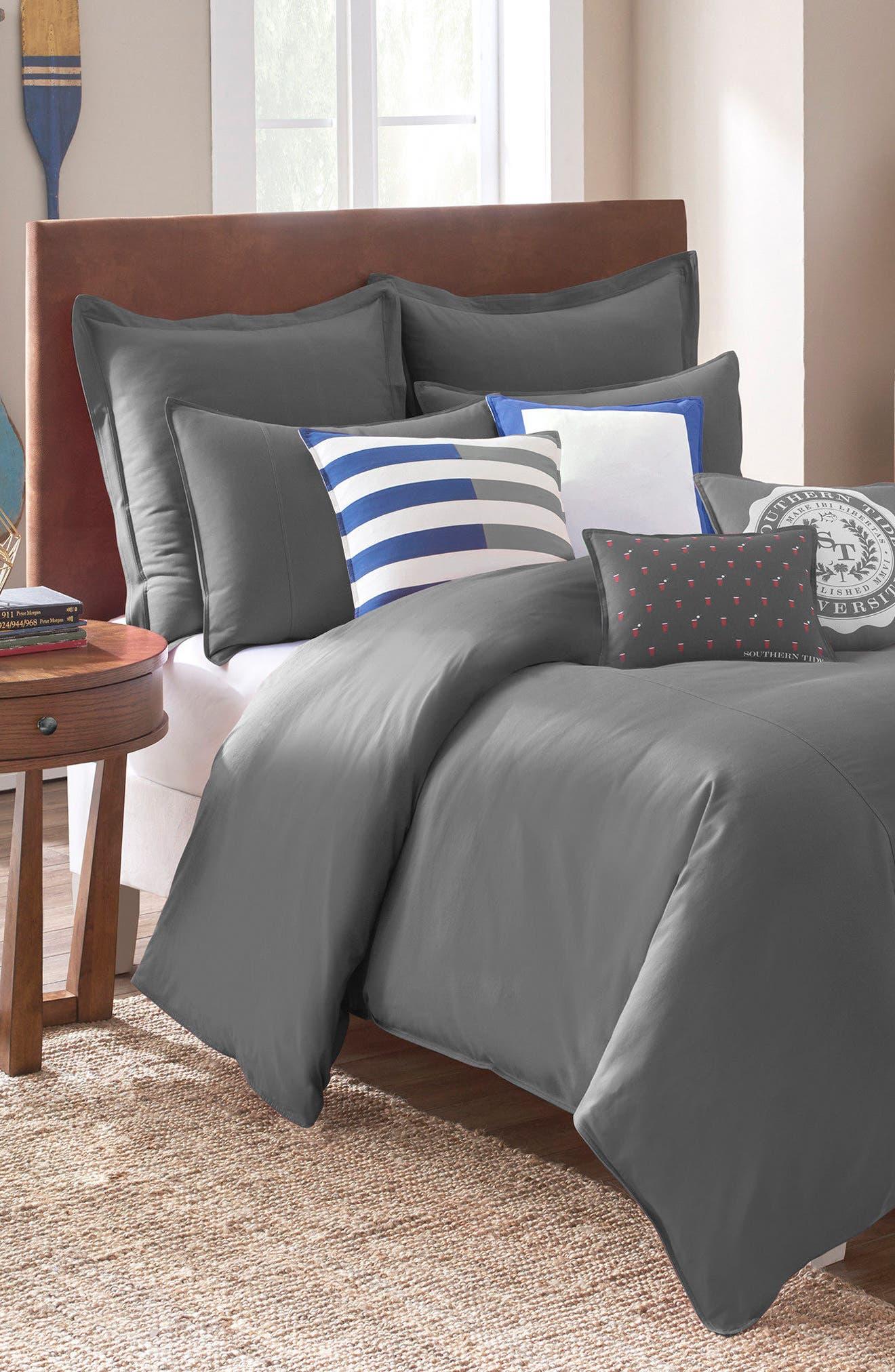 Skipjack Chino Comforter,                             Main thumbnail 1, color,                             020