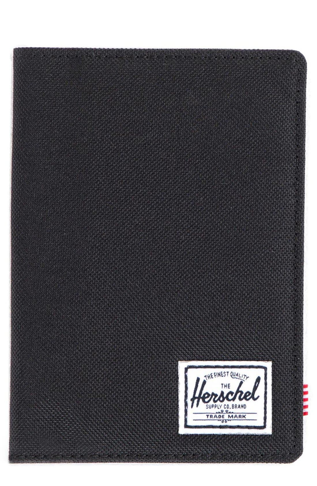'Raynor' Passport Holder,                             Main thumbnail 3, color,