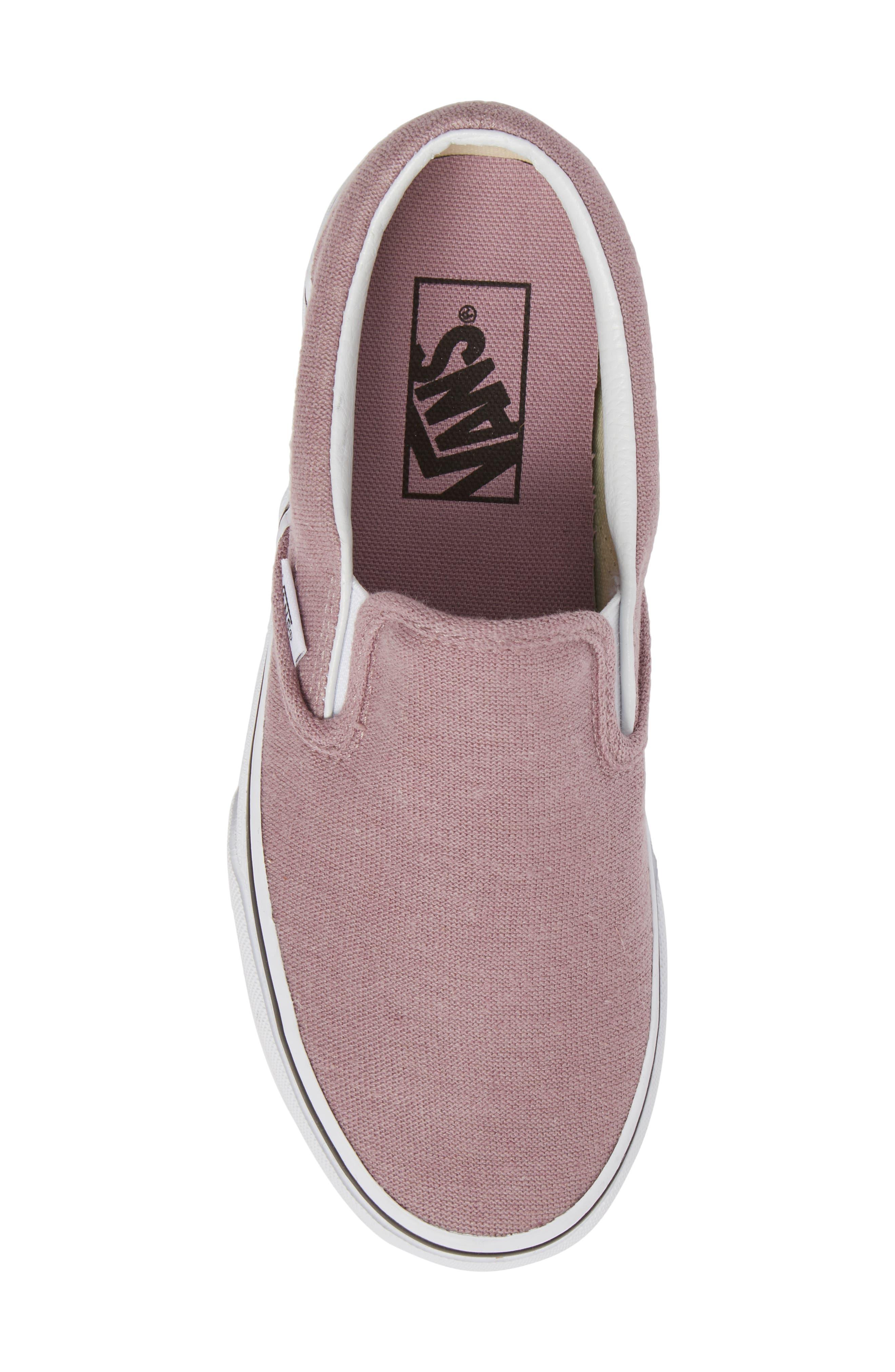 Classic Slip-On Sneaker,                             Alternate thumbnail 380, color,