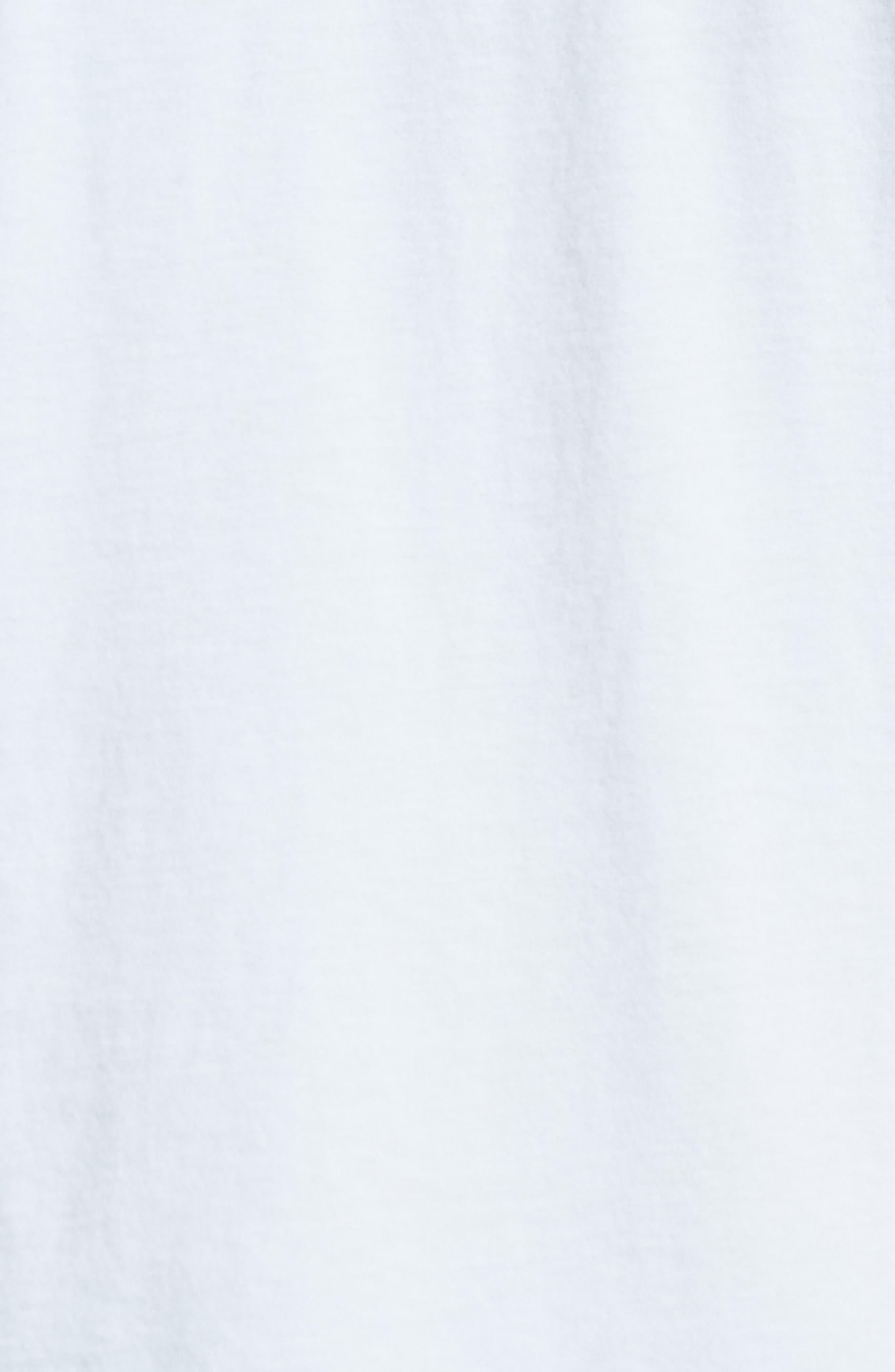 Crewneck Jersey T-Shirt,                             Alternate thumbnail 438, color,