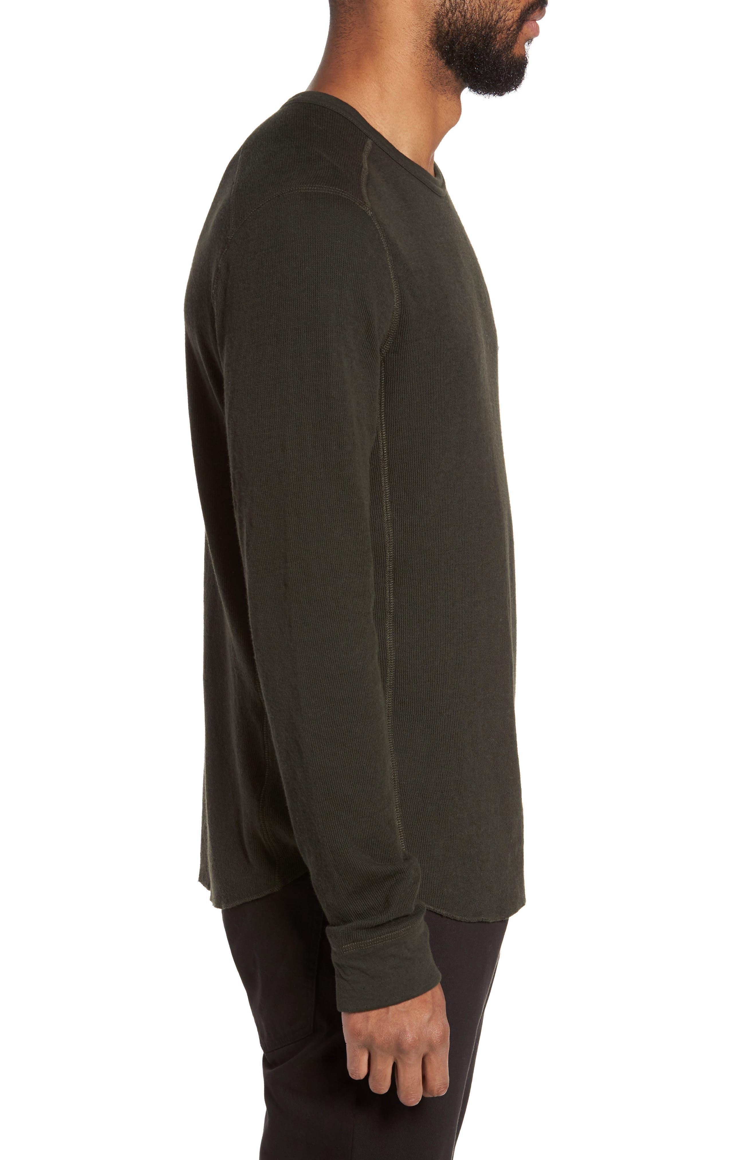Double Knit Long Sleeve T-Shirt,                             Alternate thumbnail 14, color,