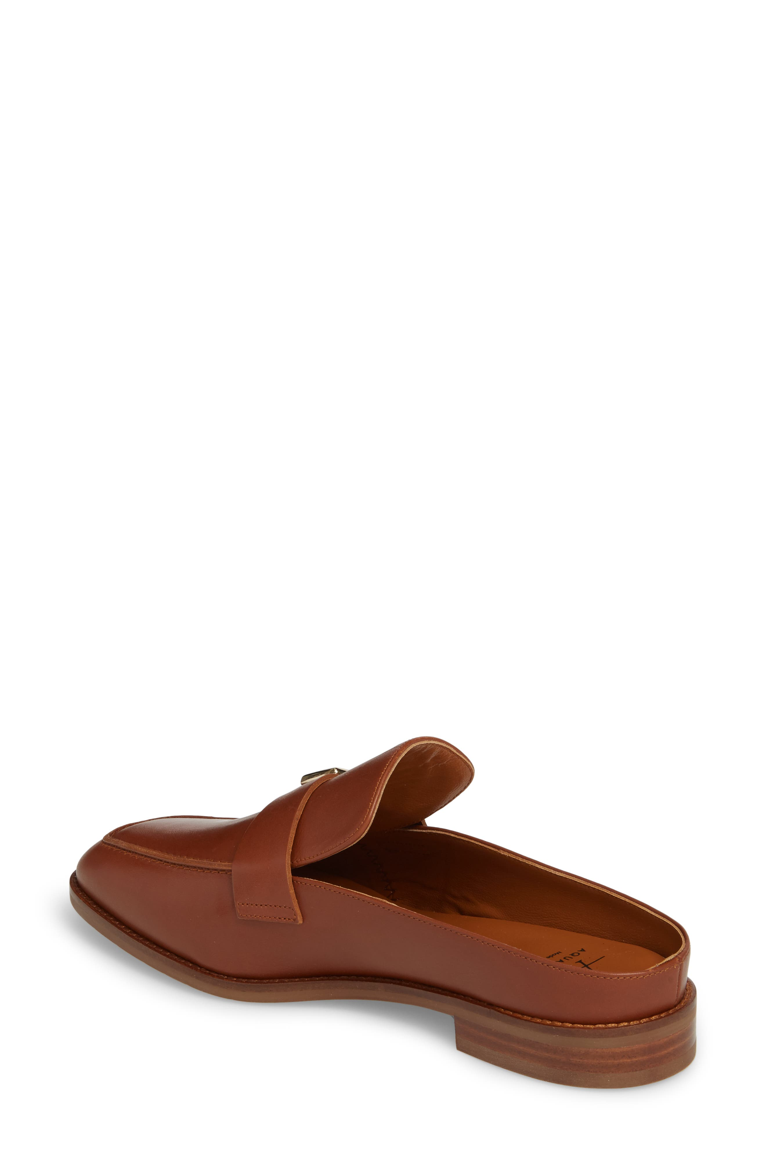 Tosca Loafer Mule,                             Alternate thumbnail 3, color,