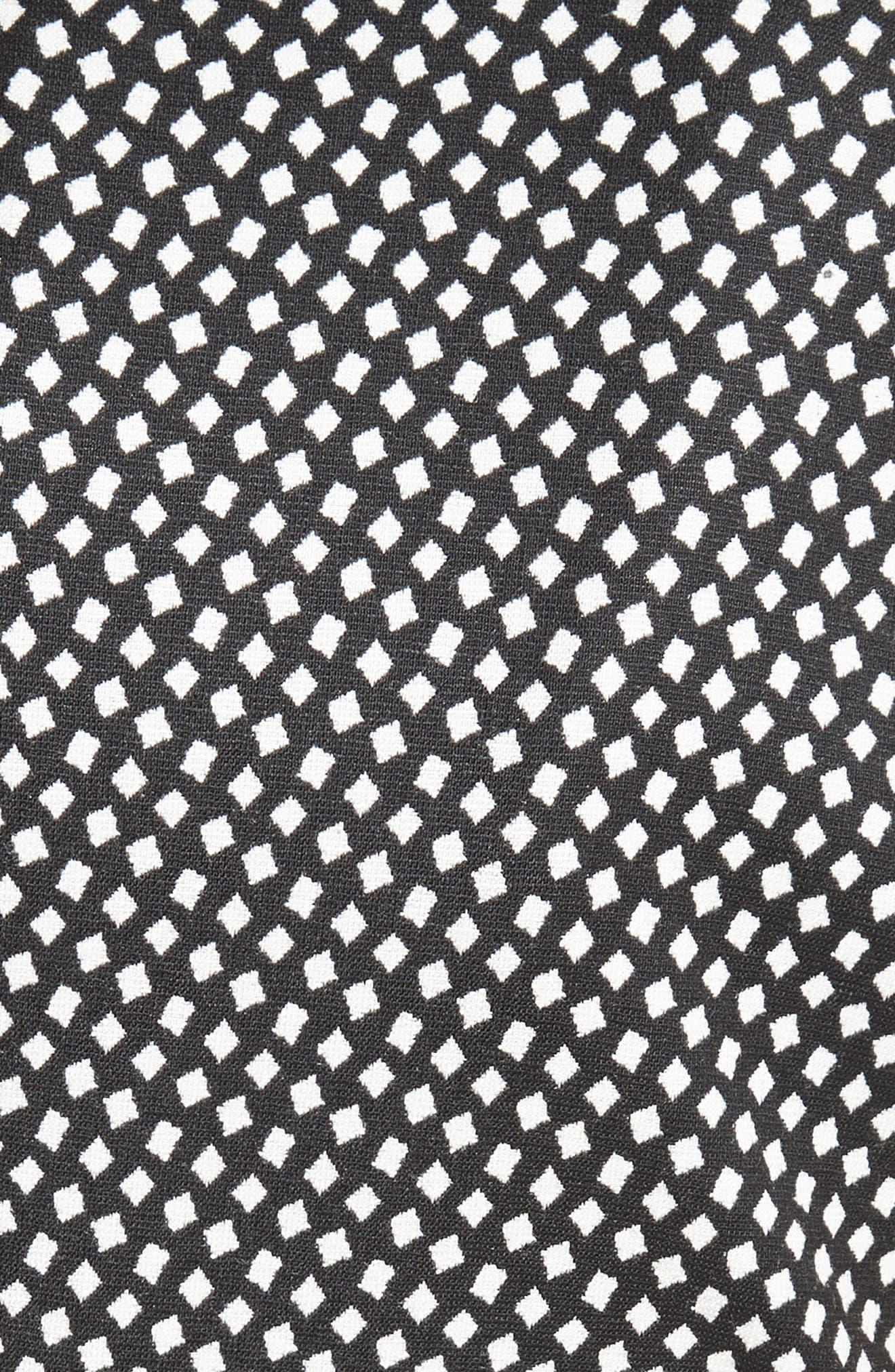 Cerea Sheath Dress,                             Alternate thumbnail 5, color,                             001
